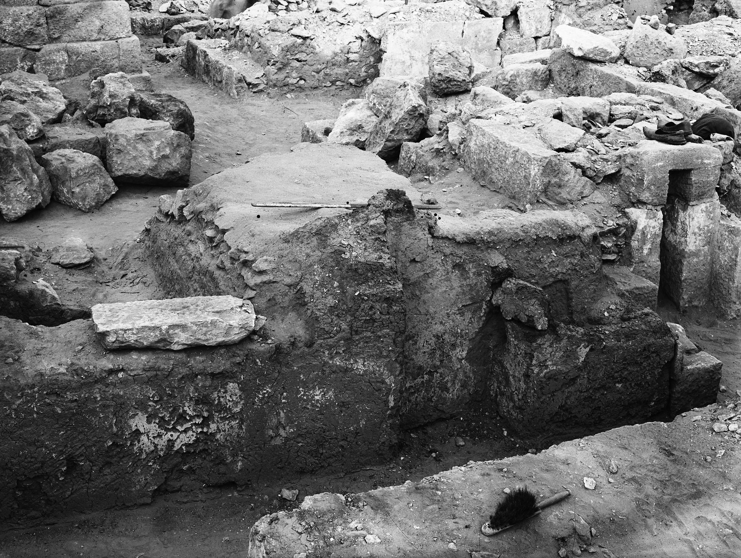 Western Cemetery: Site: Giza; View: G 1035, G 1036