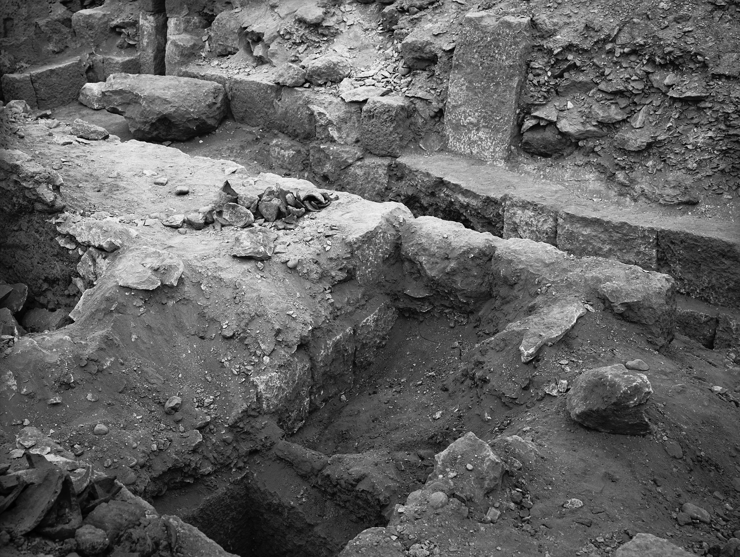 Western Cemetery: Site: Giza; View: G 1043, G 1036