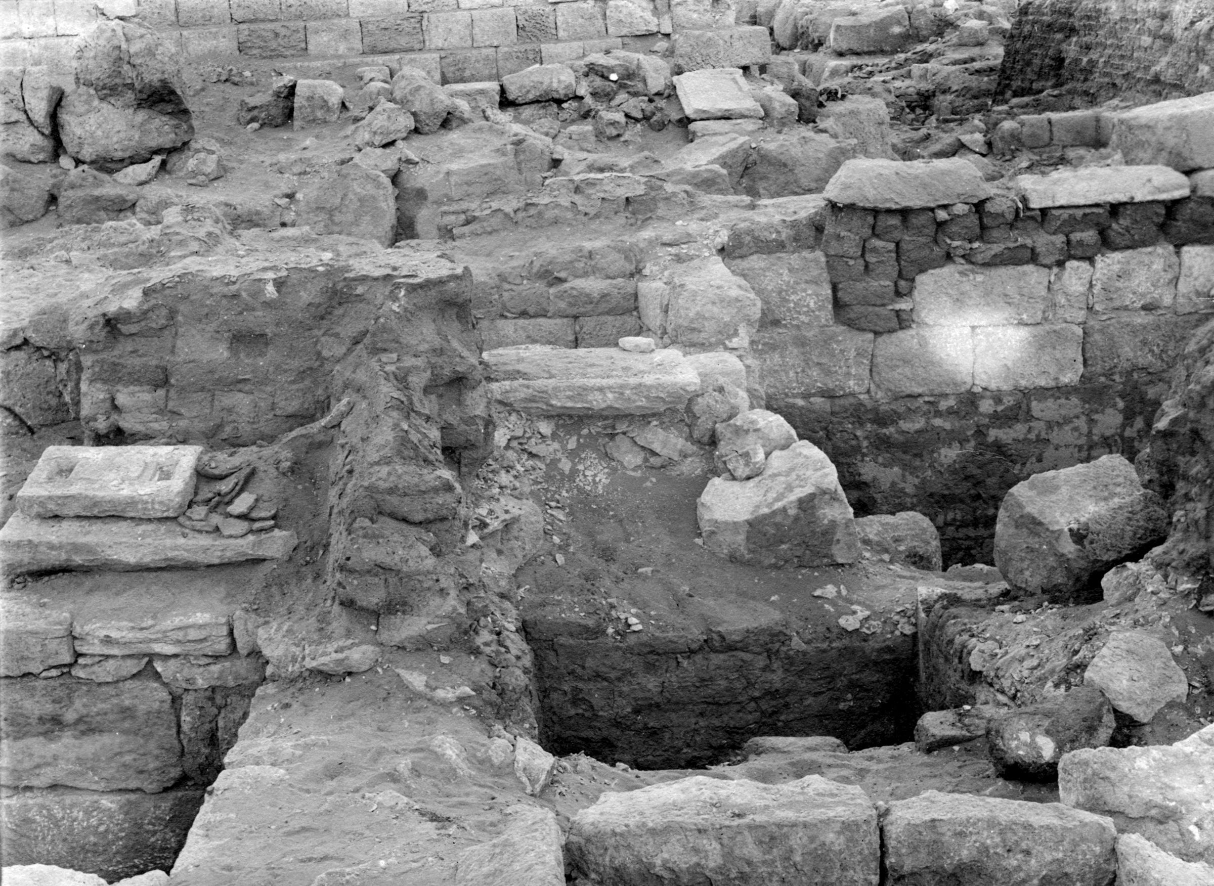 Western Cemetery: Site: Giza; View: G 1159, G 1160, G 1158