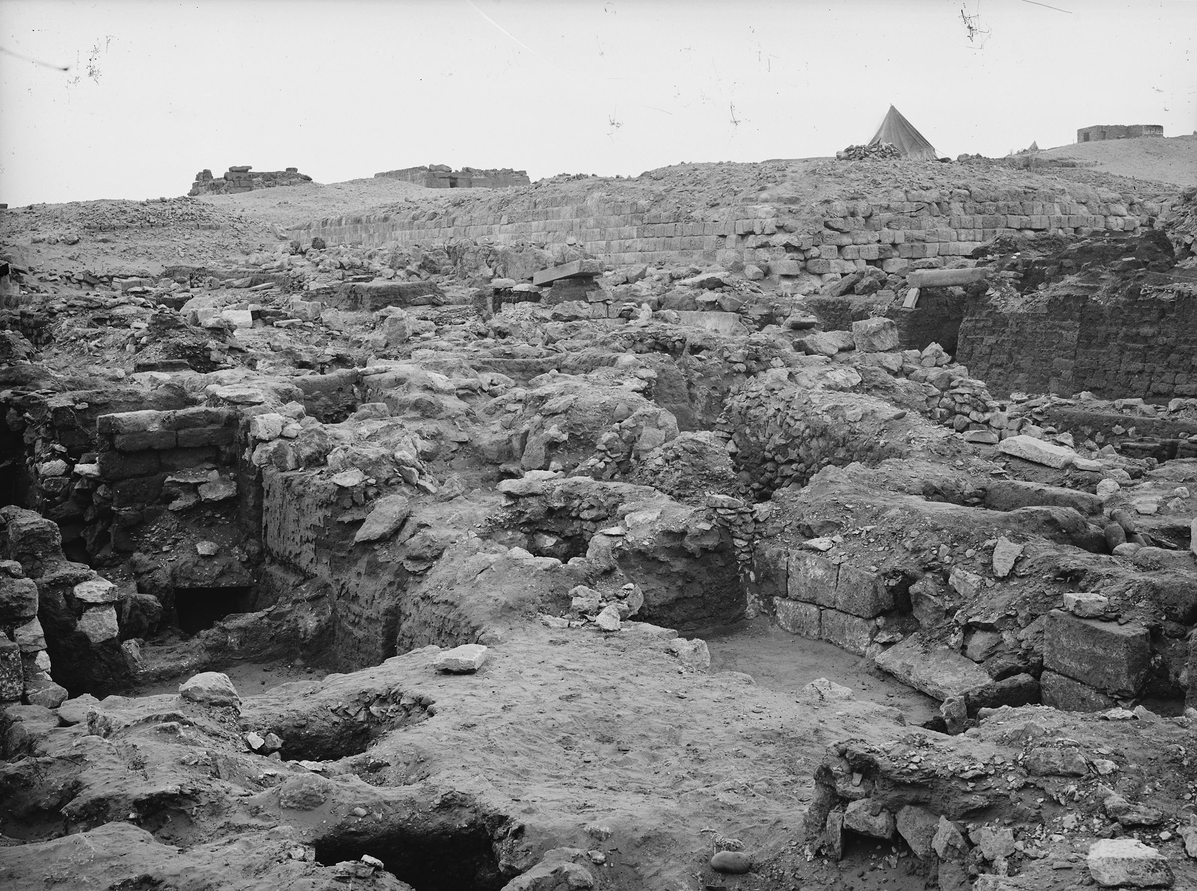 Western Cemetery: Site: Giza; View: G 1161, G 1170