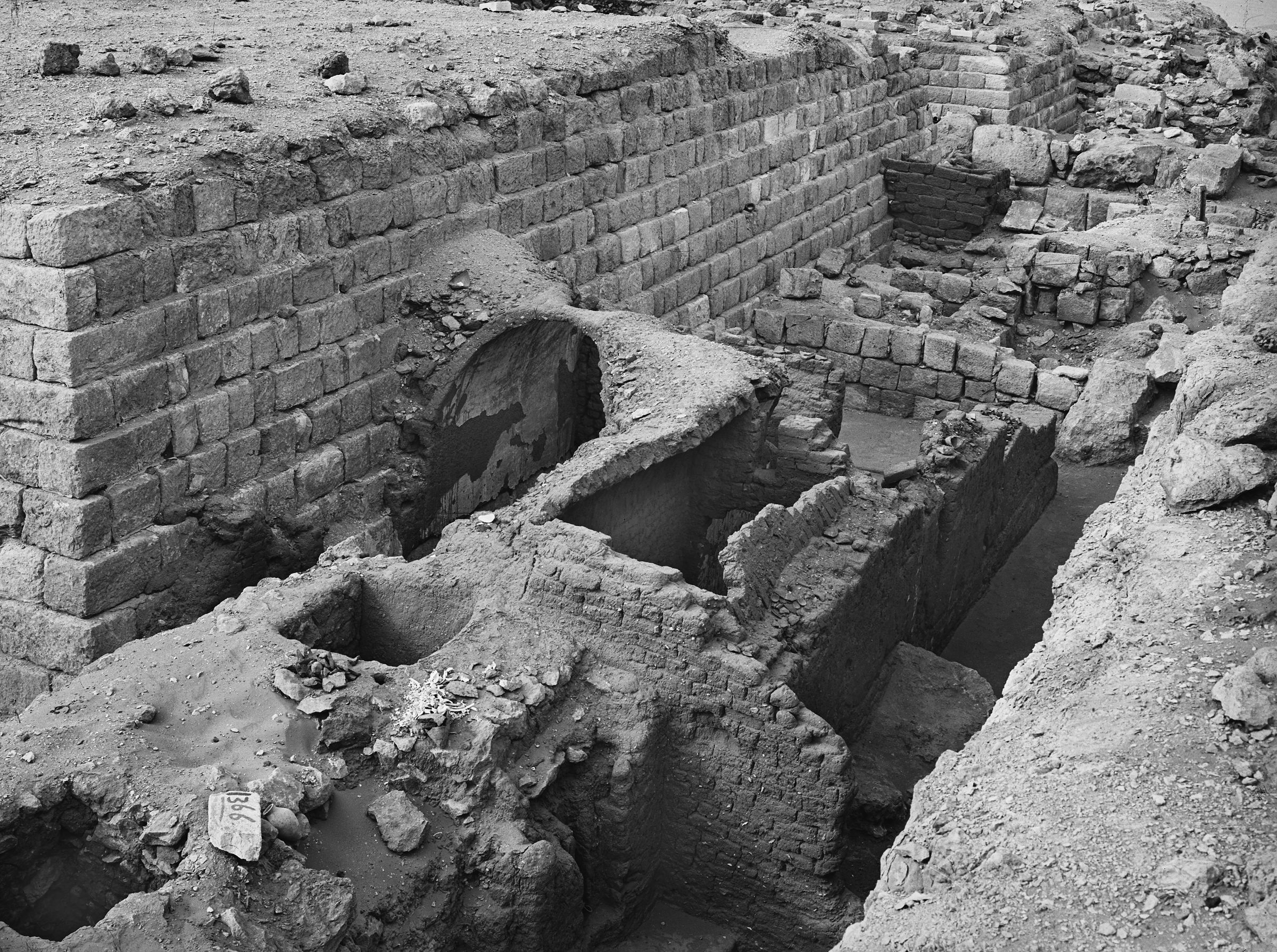 Western Cemetery: Site: Giza; View: G 1203, G 1366