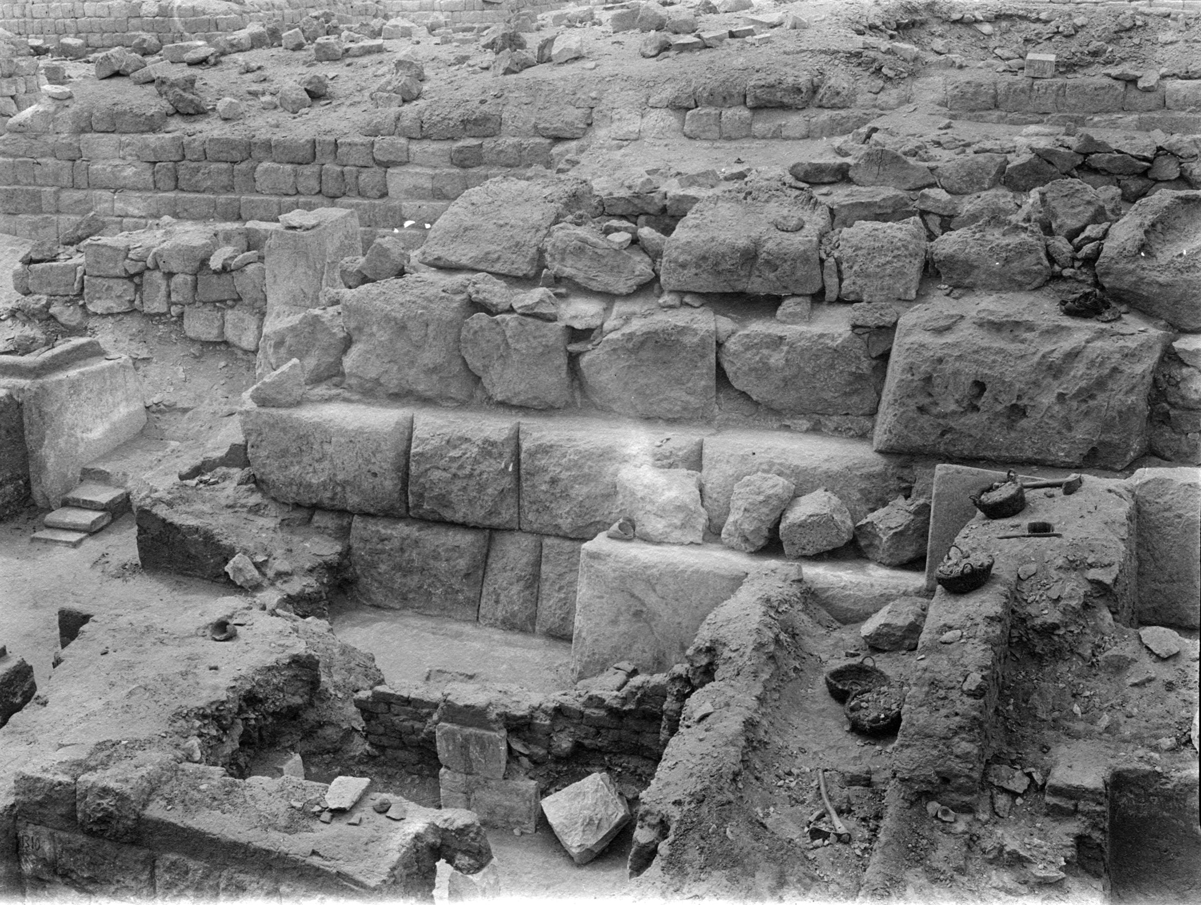 Western Cemetery: Site: Giza; View: G 1223, G 1310