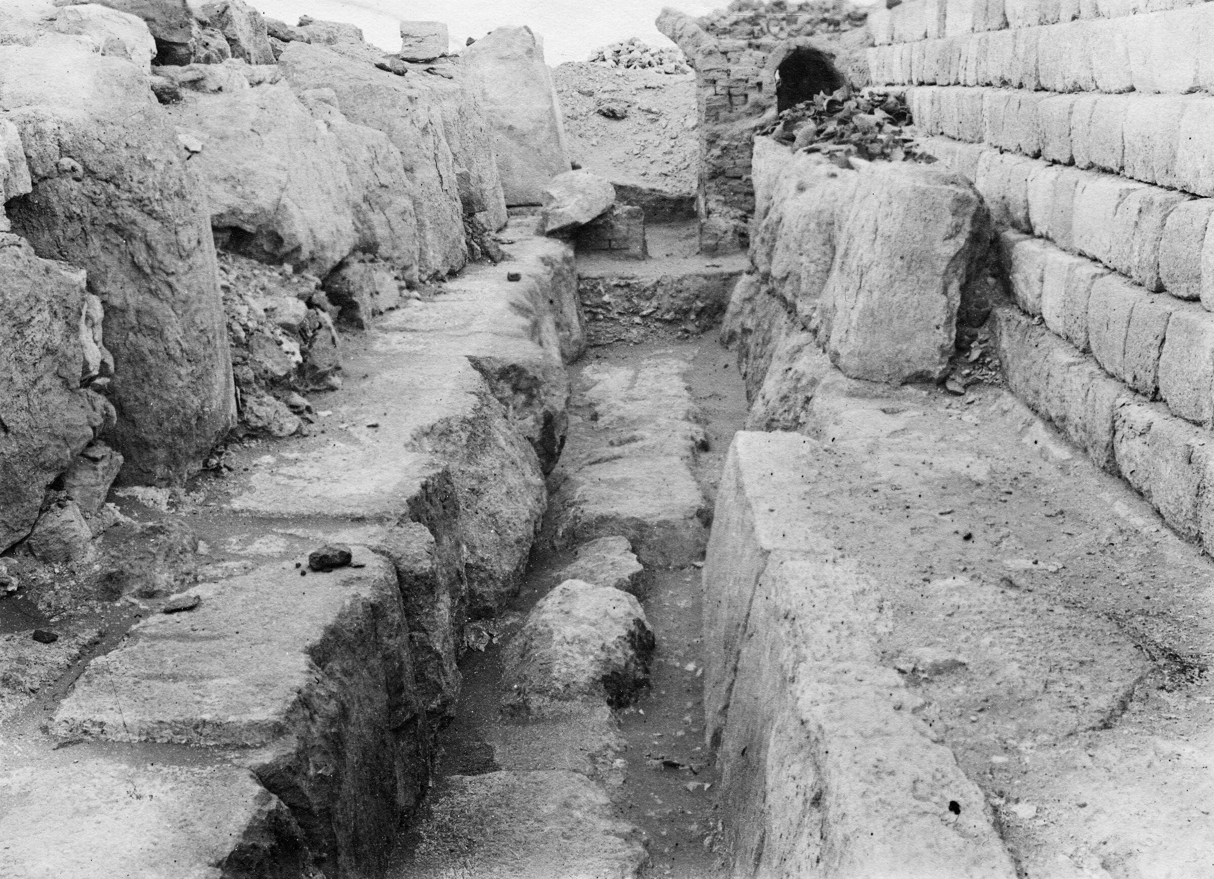 Western Cemetery: Site: Giza; View: G 1225, G 1223, G 1225-Annex