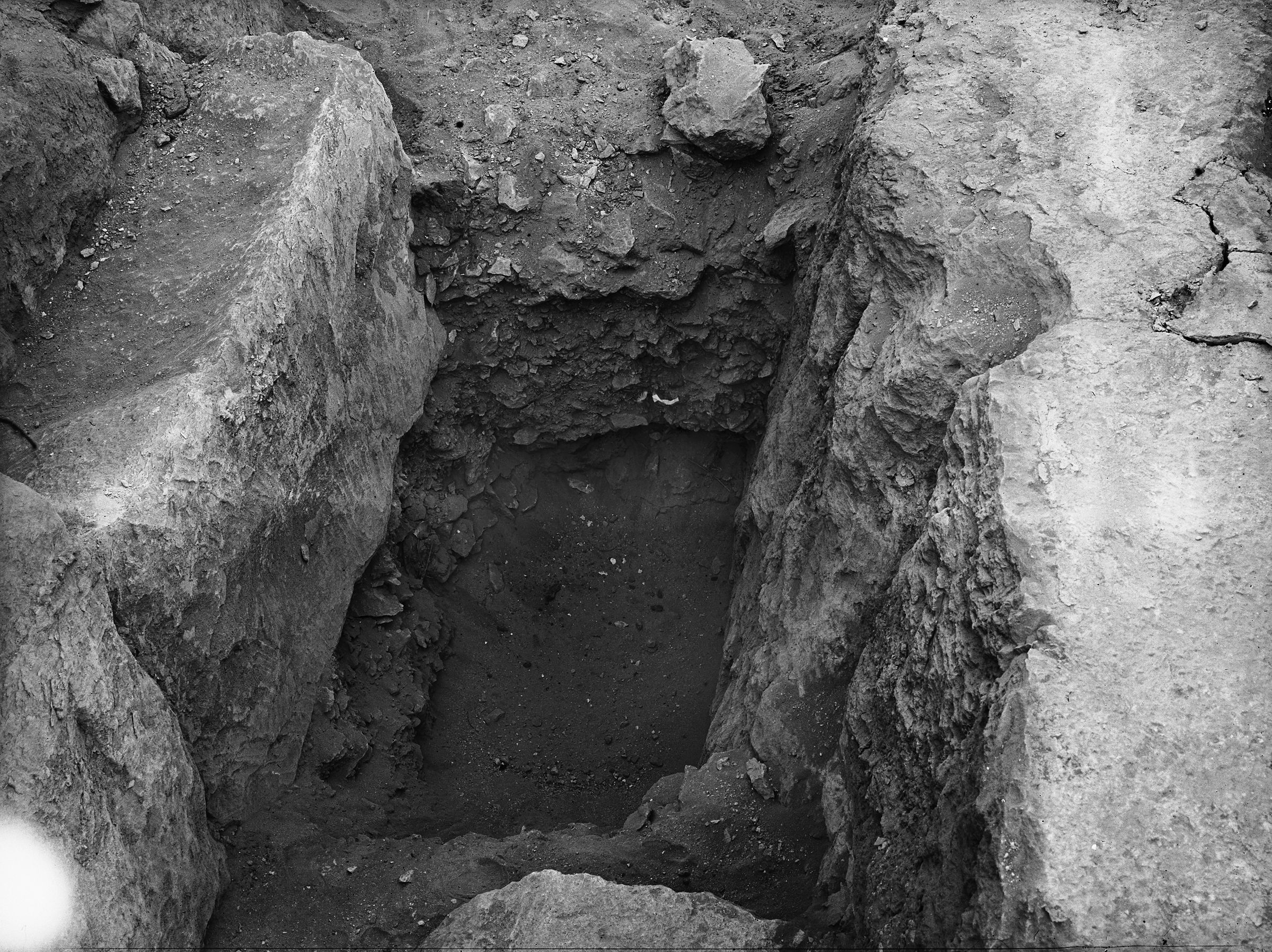 Western Cemetery: Site: Giza; View: G 1223, G 1225
