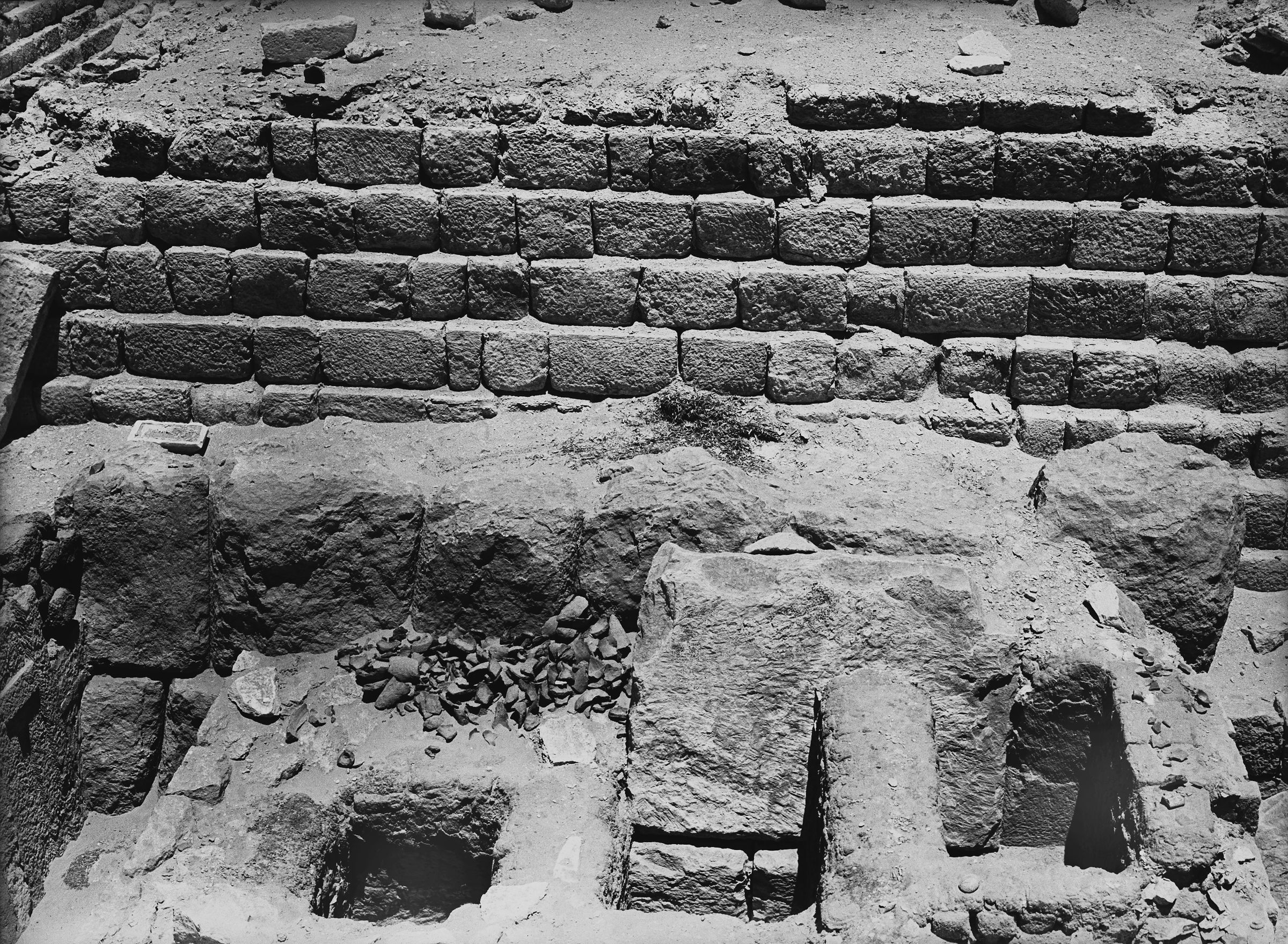 Western Cemetery: Site: Giza; View: G 1225, G 1219