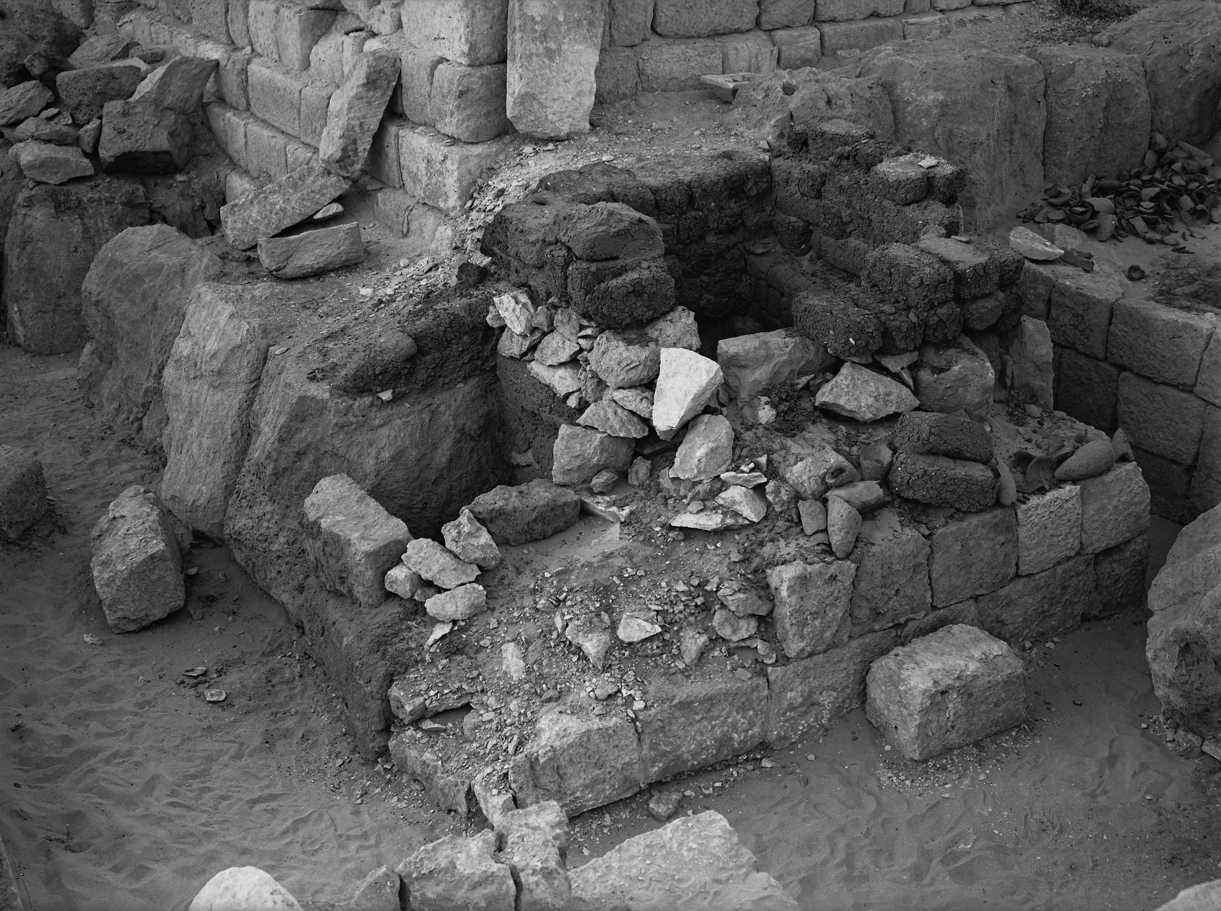Western Cemetery: Site: Giza; View: G 1218, G 1225