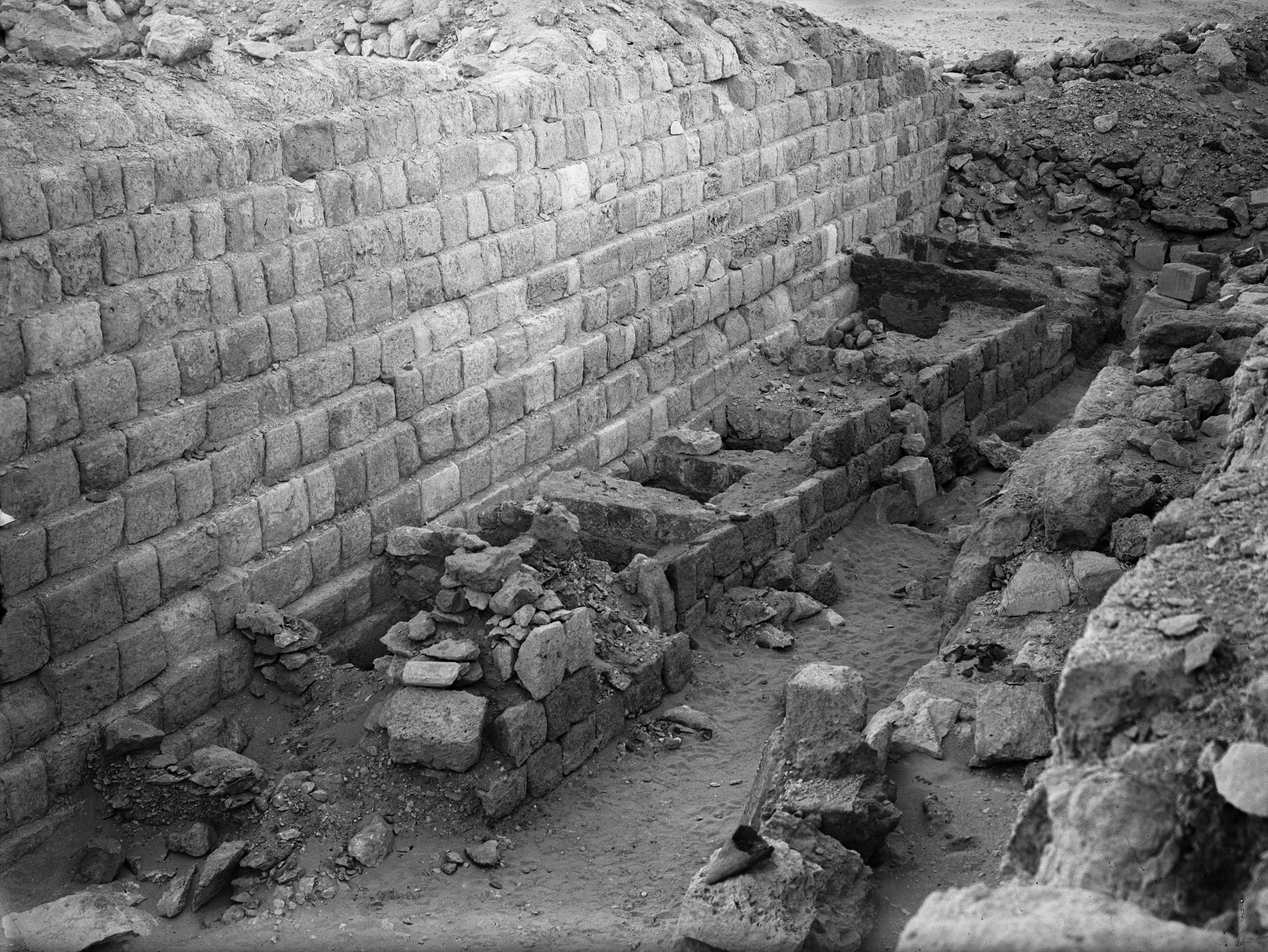 Western Cemetery: Site: Giza; View: G 1227, G 1226