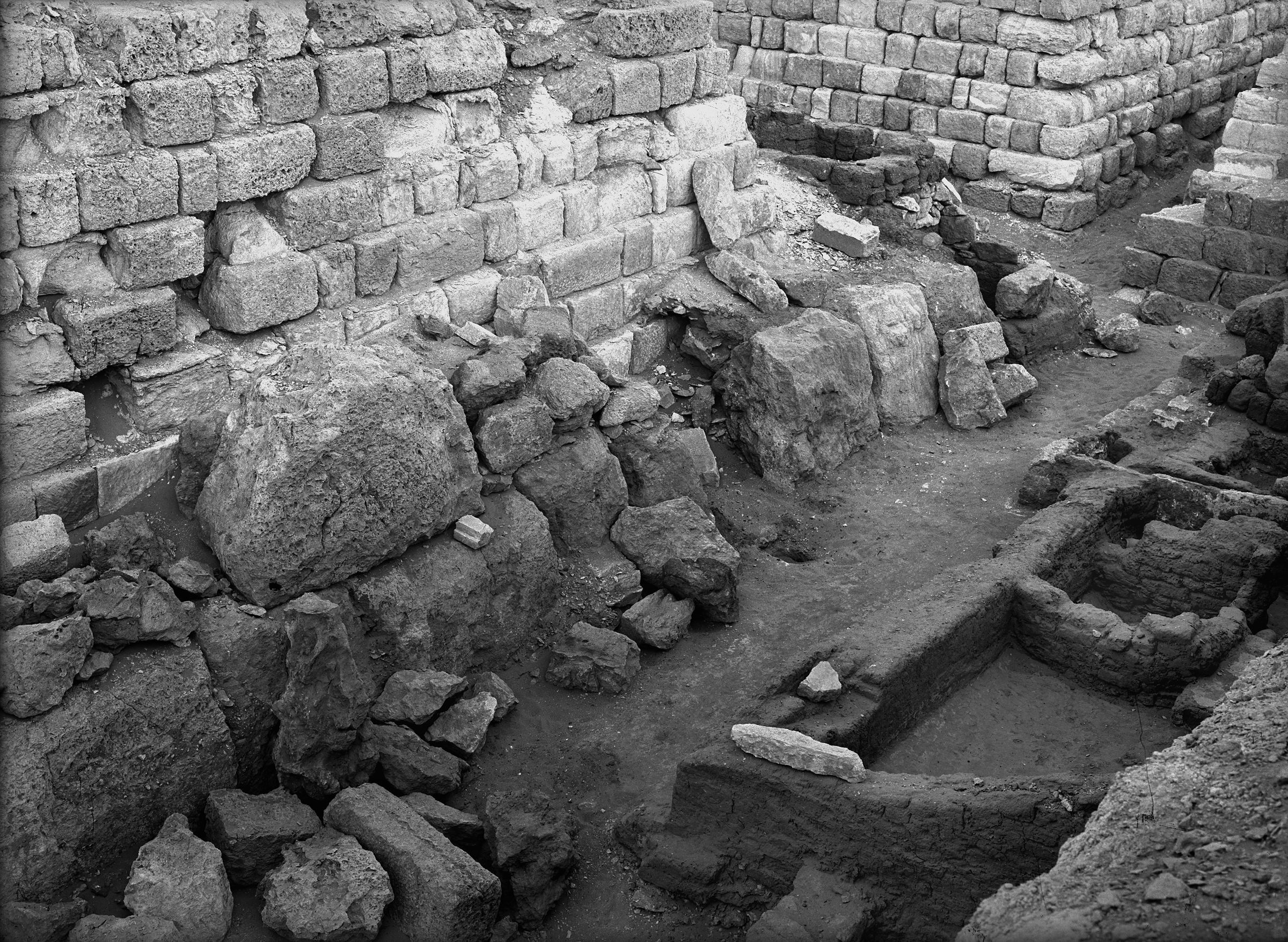 Western Cemetery: Site: Giza; View: G 1225, G 1227