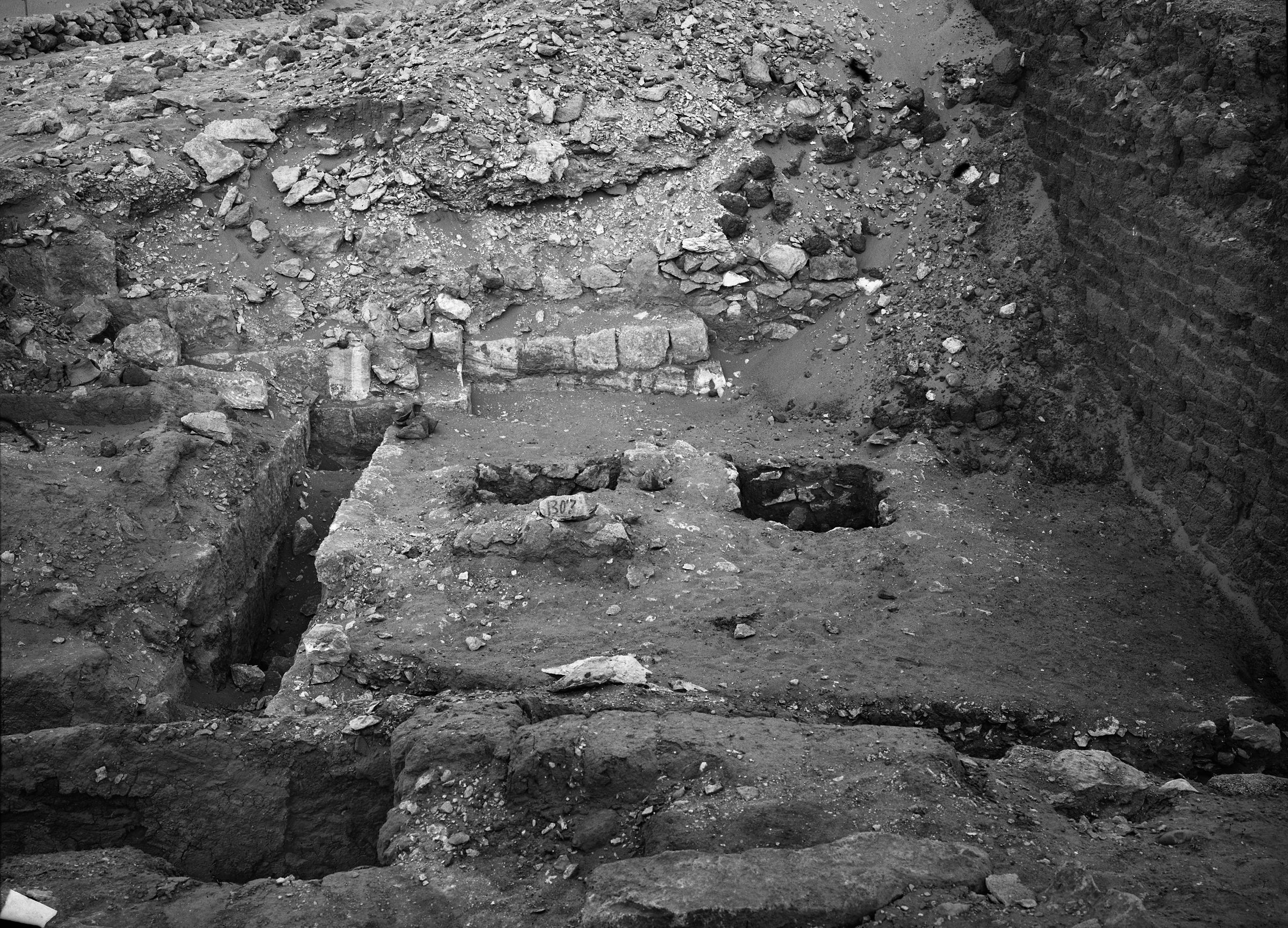 Western Cemetery: Site: Giza; View: G 1307