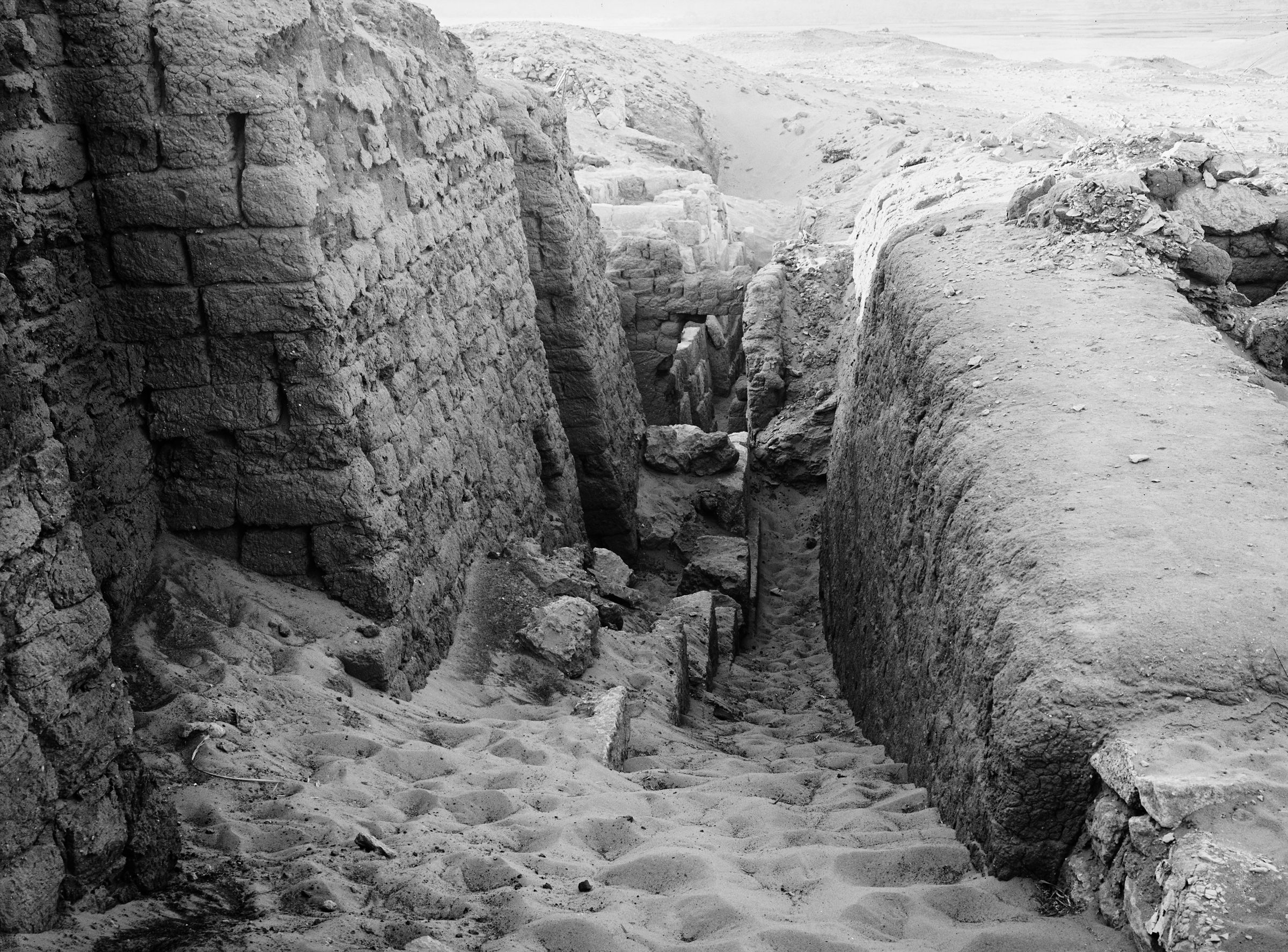 Western Cemetery: Site: Giza; View: G 1406, G 1407