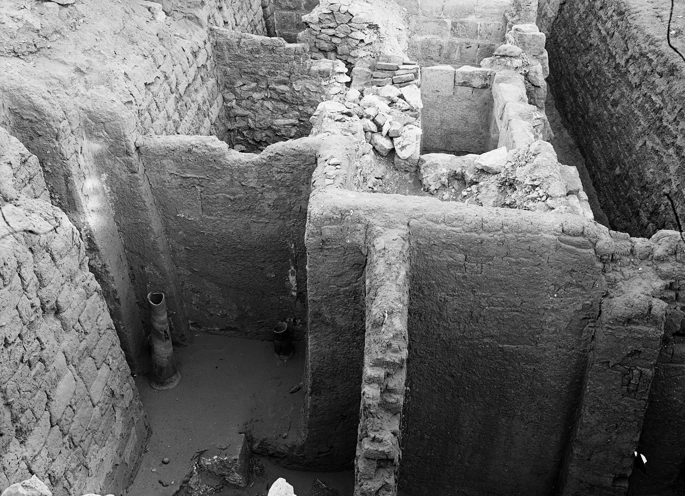 Western Cemetery: Site: Giza; View: G 1412, G 1411
