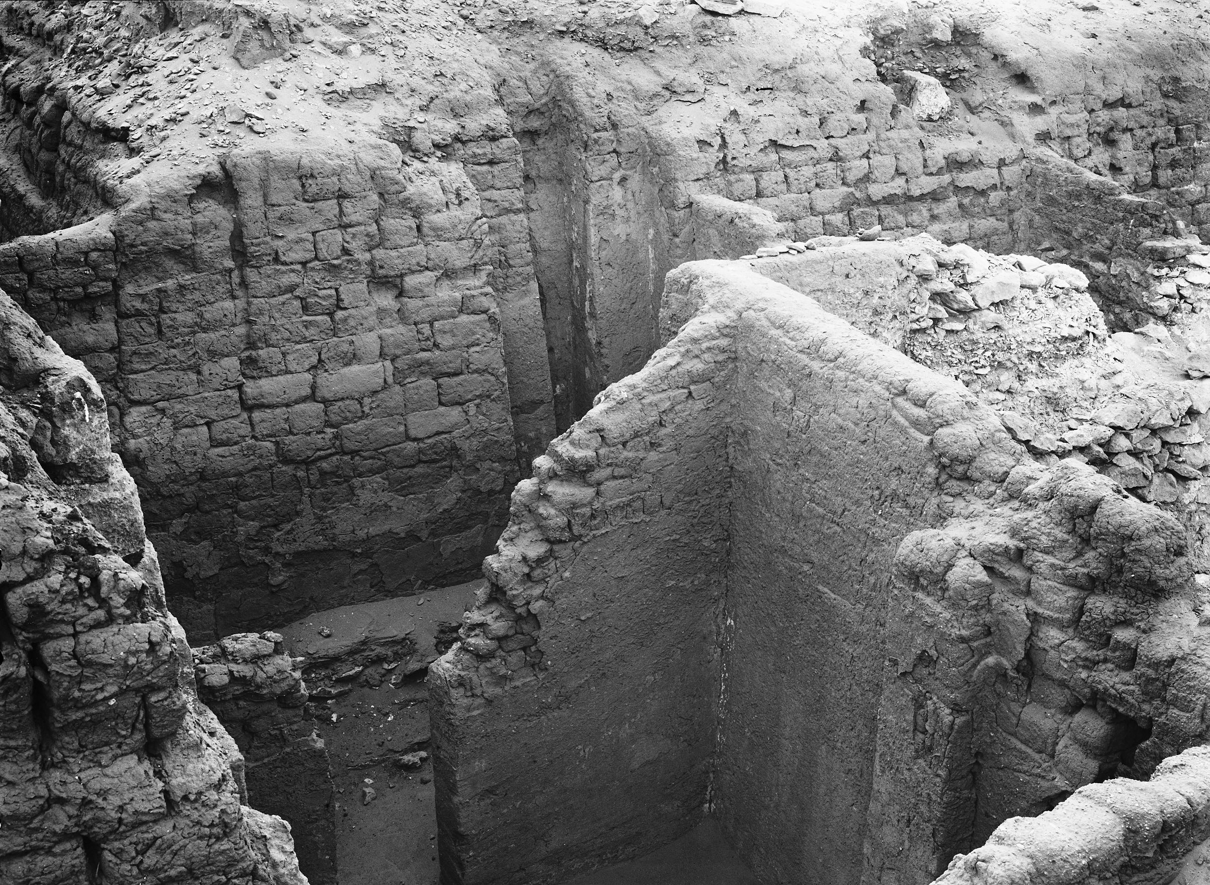 Western Cemetery: Site: Giza; View: G 1412