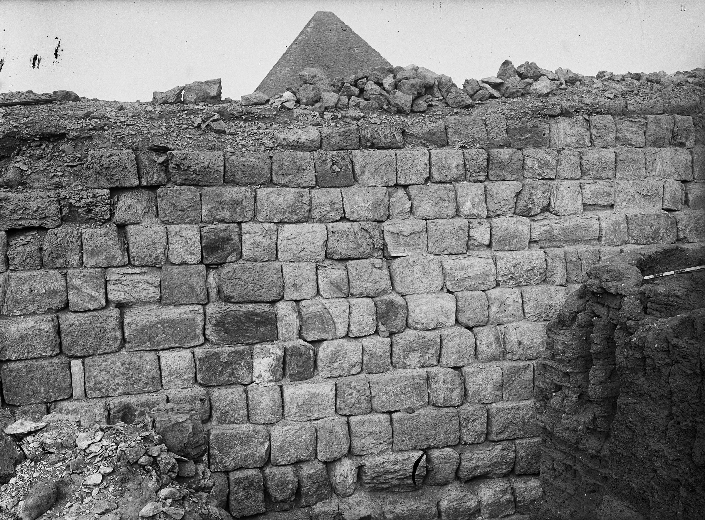 Western Cemetery: Site: Giza; View: G 1209, G 1406