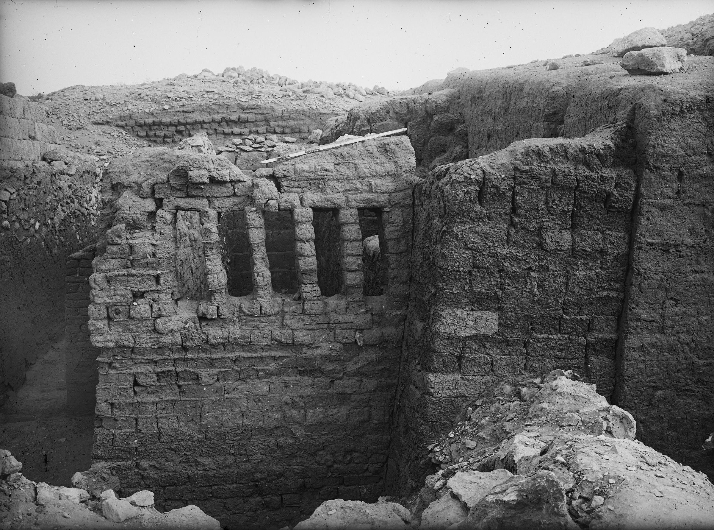 Western Cemetery: Site: Giza; View: G 1406