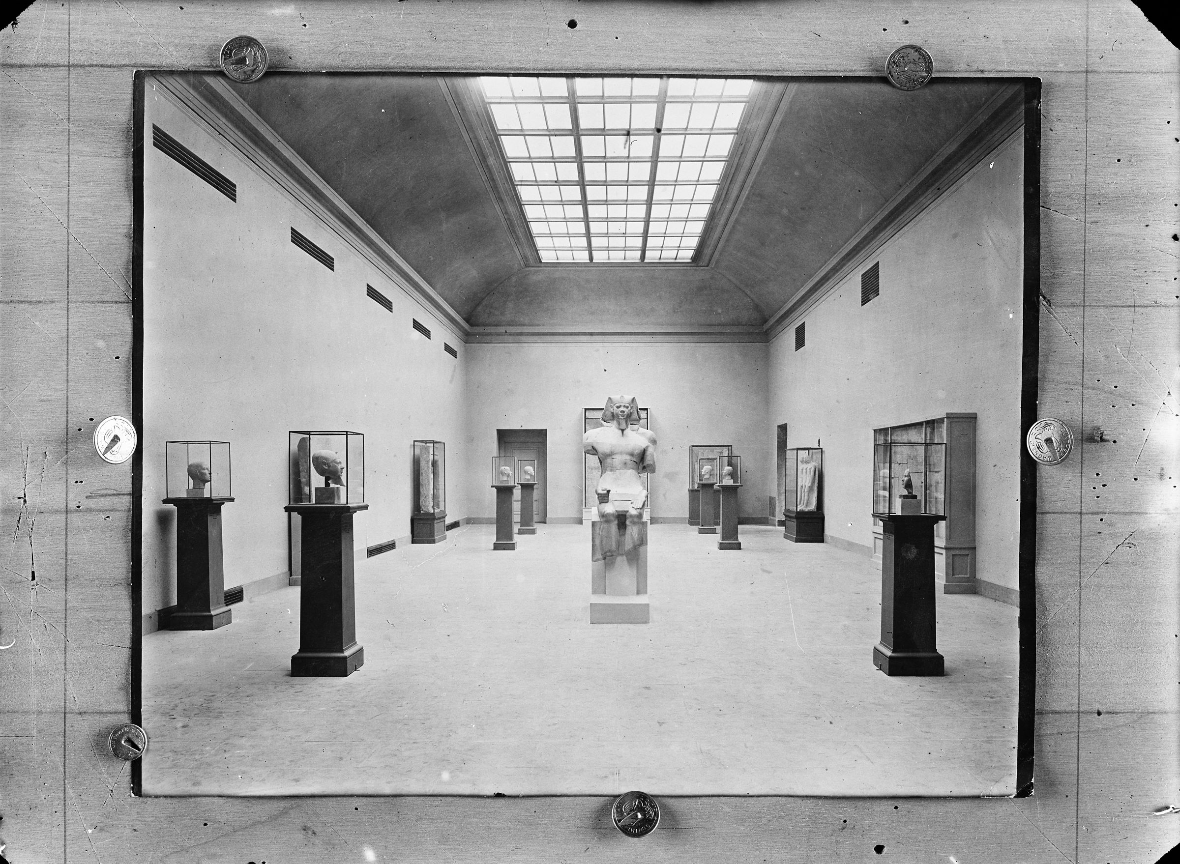 People & places: Site: Giza; view: Museum of Fine Arts, Boston