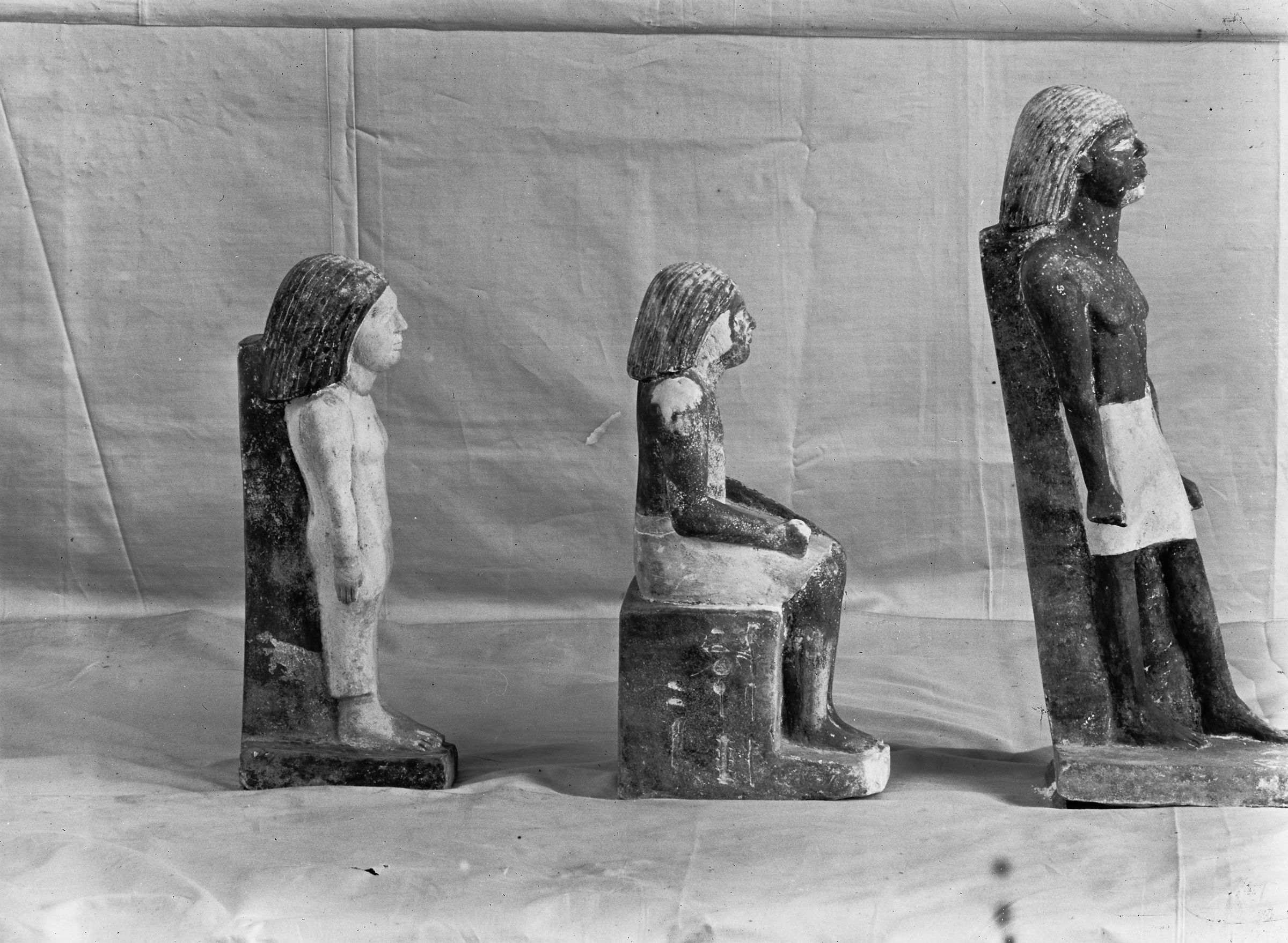 Object(s) photograph: Site: Giza; view: G 1040+1041