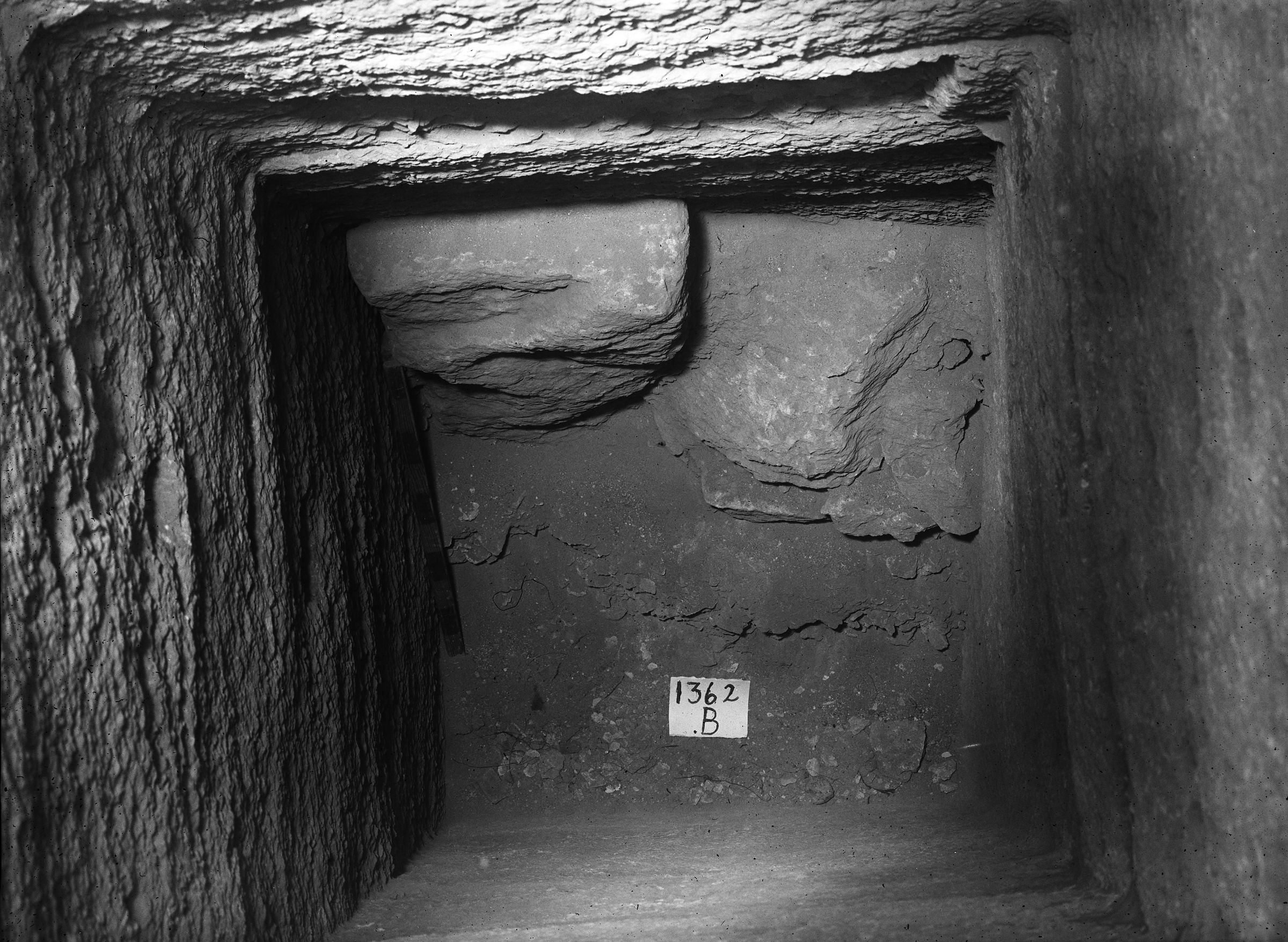 Western Cemetery: Site: Giza; View: G 1362