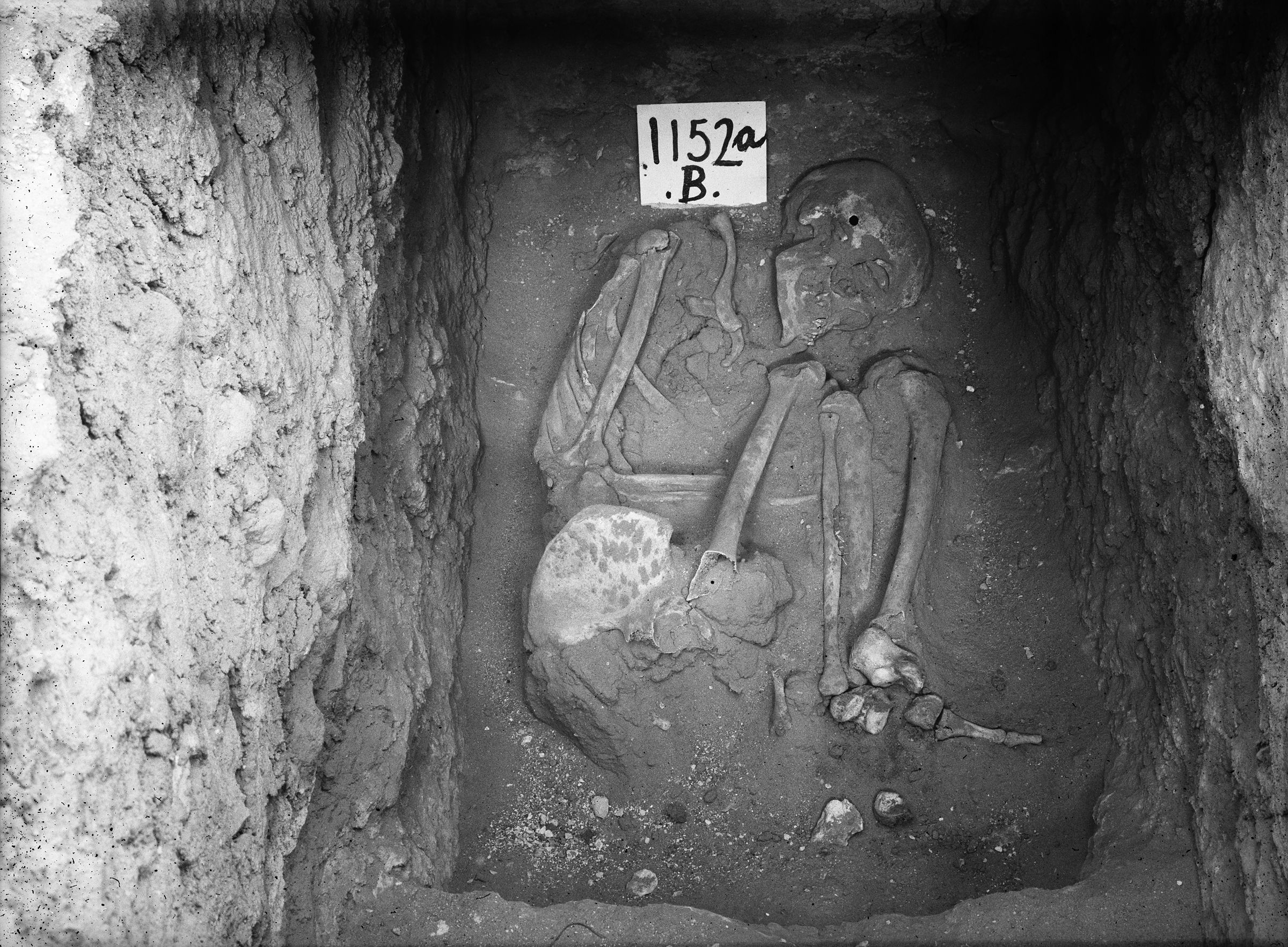Western Cemetery: Site: Giza; View: G 1152a