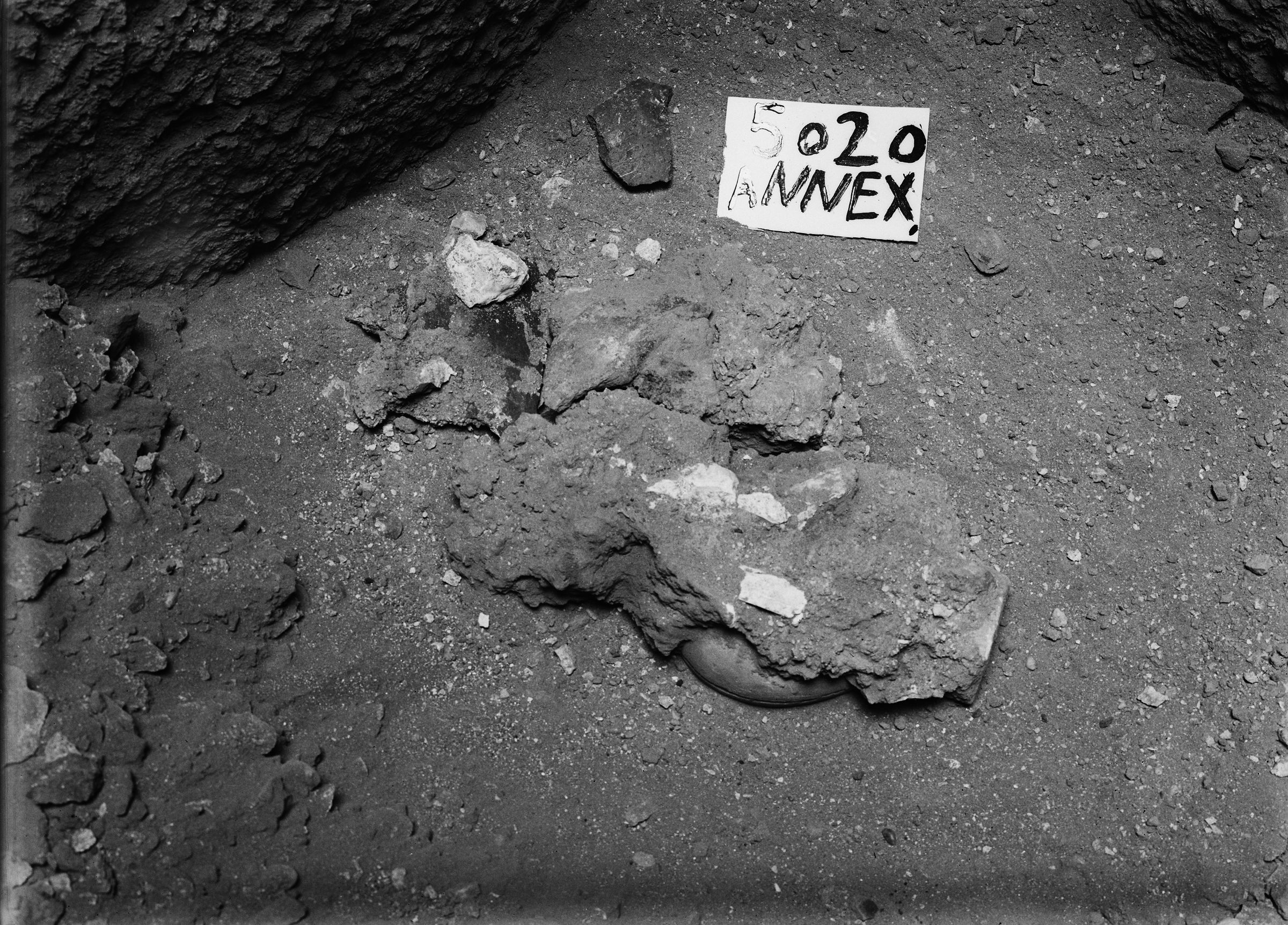 Western Cemetery: Site: Giza; View: G 5020-Annex, G 4240