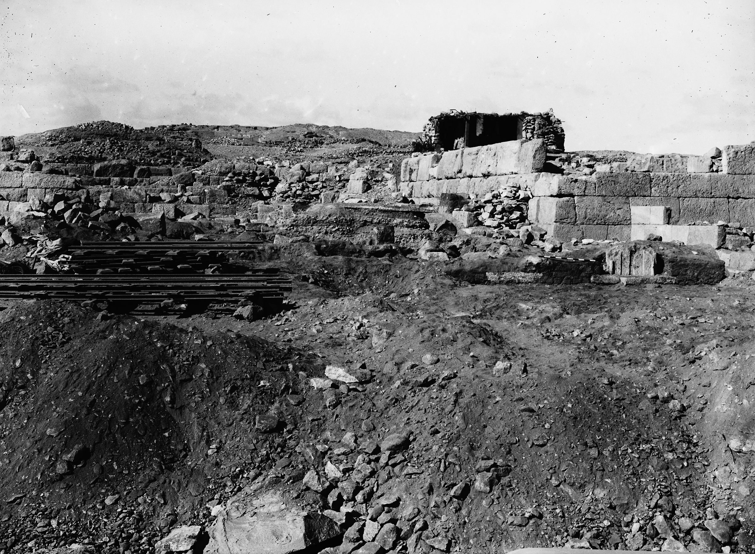 Western Cemetery: Site: Giza; View: G 5563, G 5564