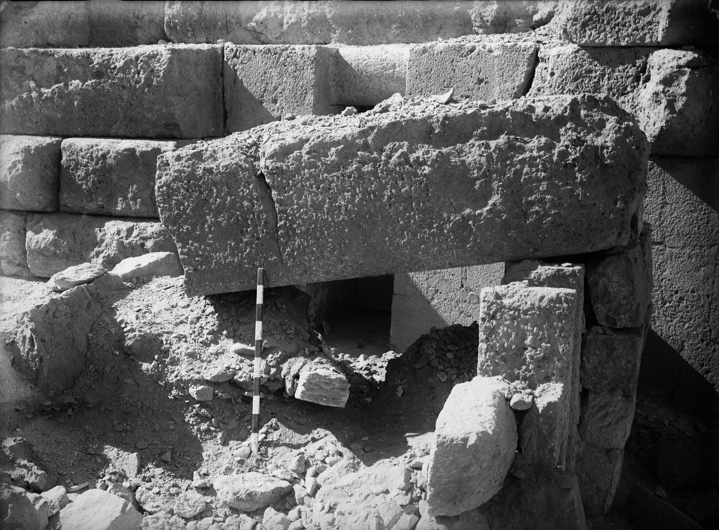 Western Cemetery: Site: Giza; View: G 5370