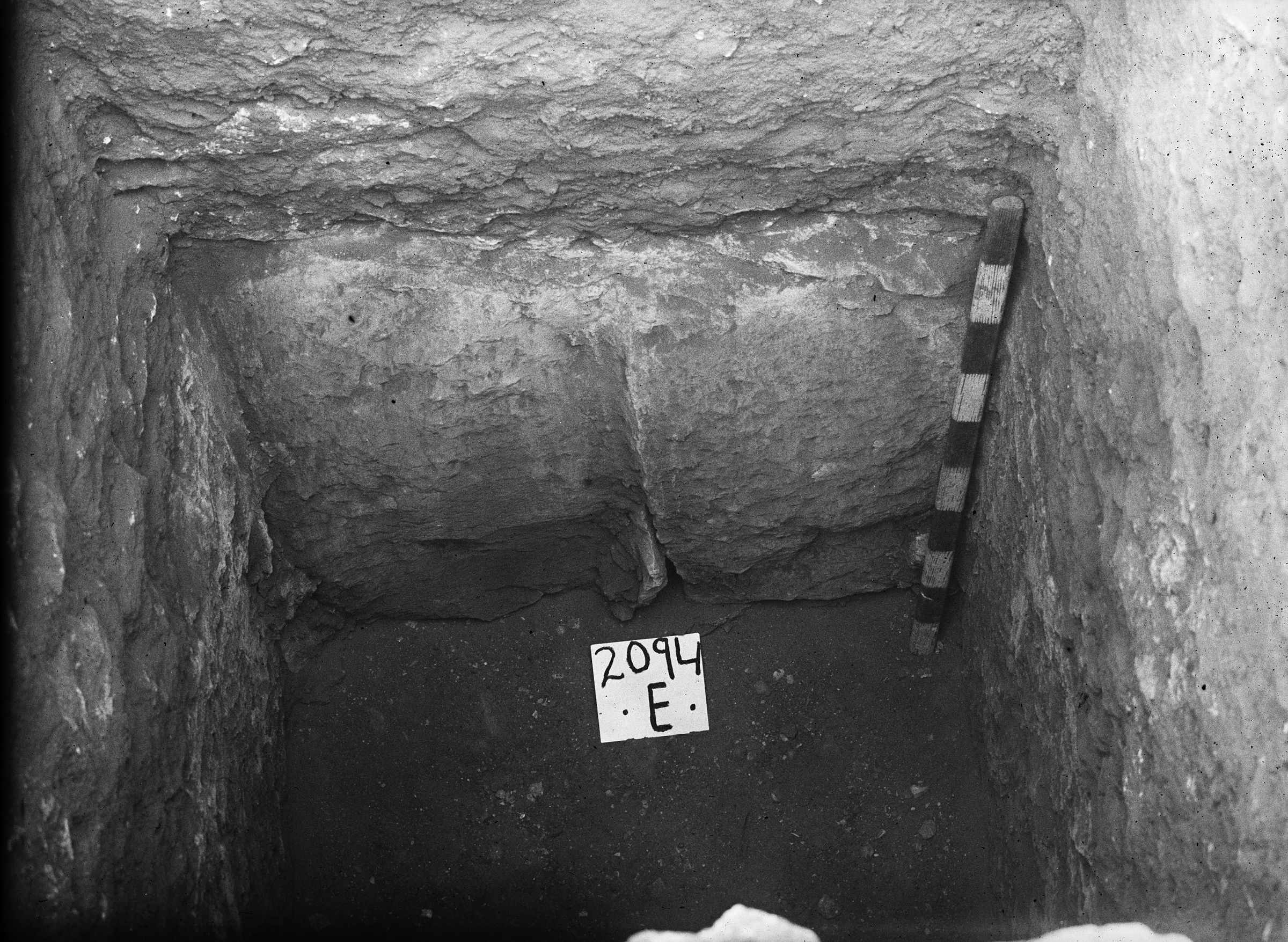 Western Cemetery: Site: Giza; View: G 2094