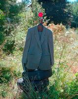 Untitled (Men's Suit, Roxham Rd)