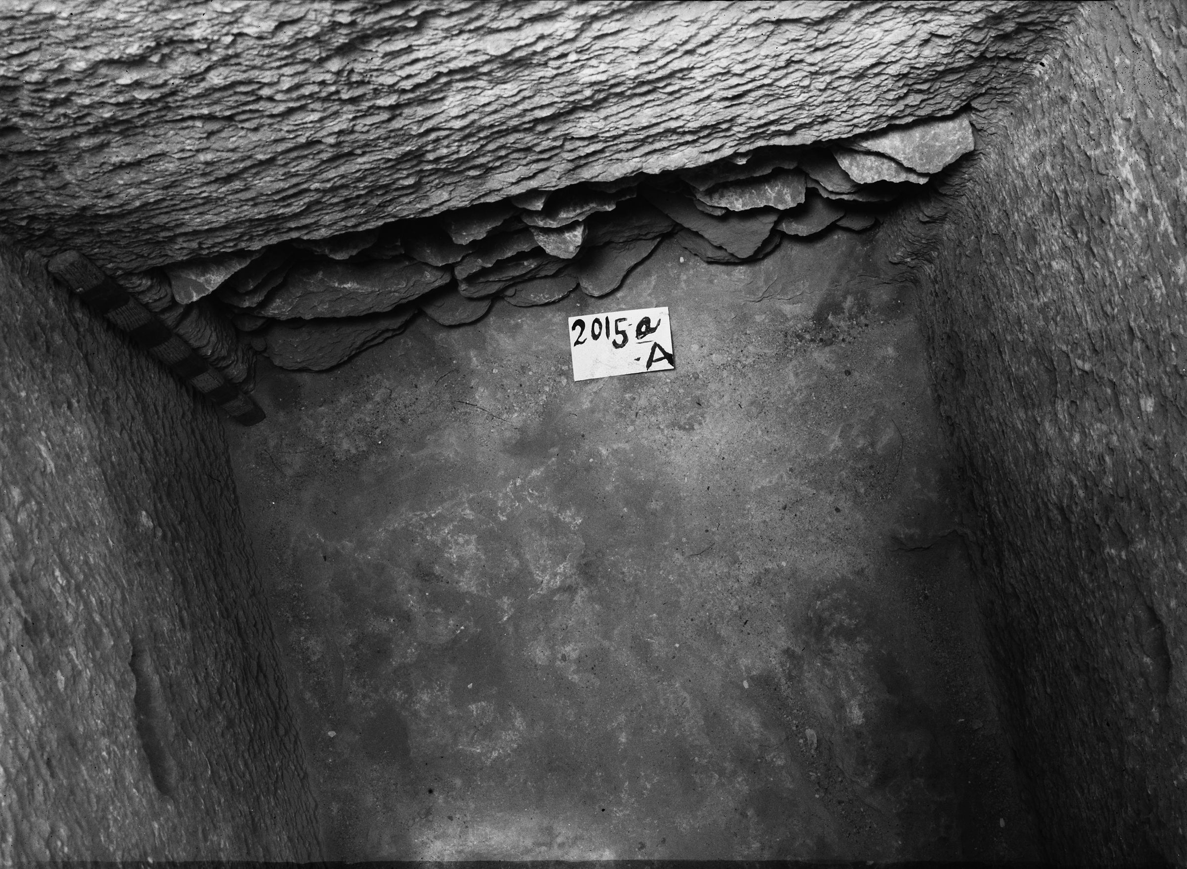 Western Cemetery: Site: Giza; View: G 2015