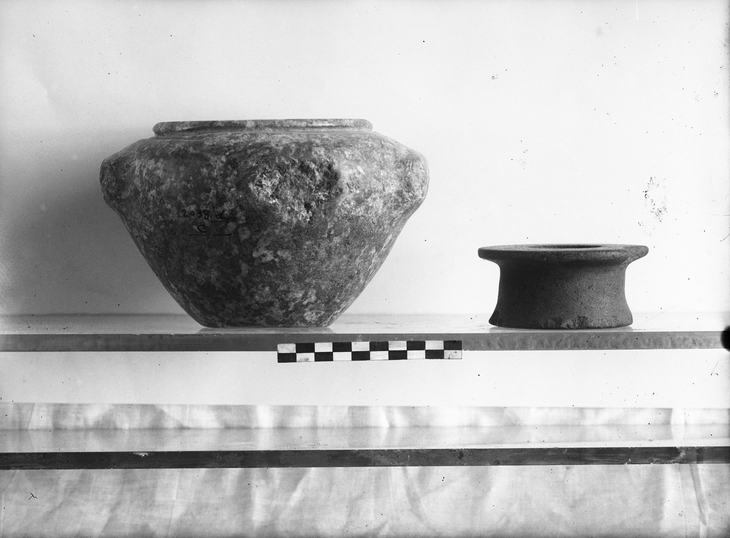 Object(s) photograph: Site: Giza; view: G 2038, G 7145+7147