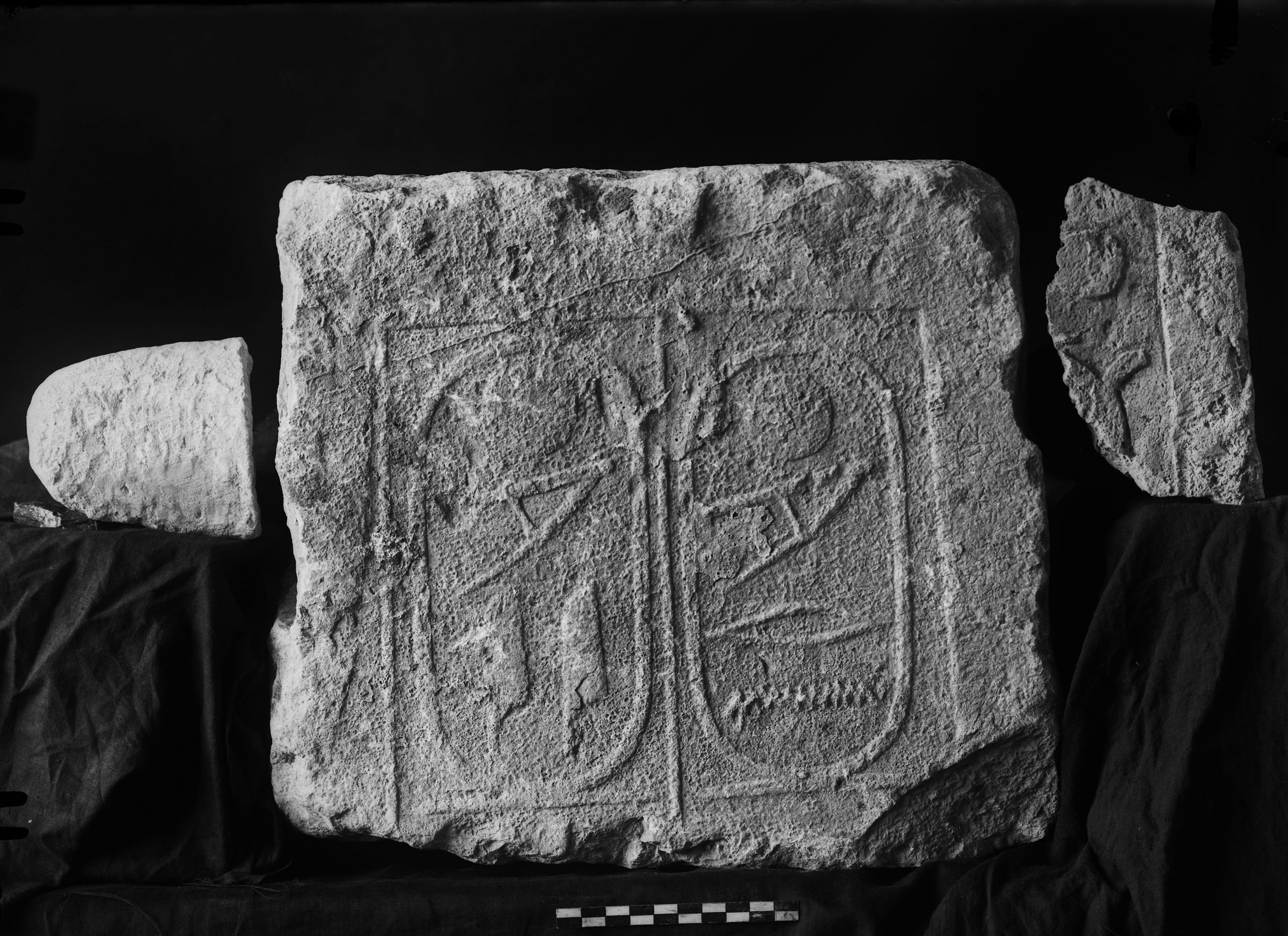 Object(s) photograph: Site: Giza; view: G 2430, G 7130-7140, G 7230-7240