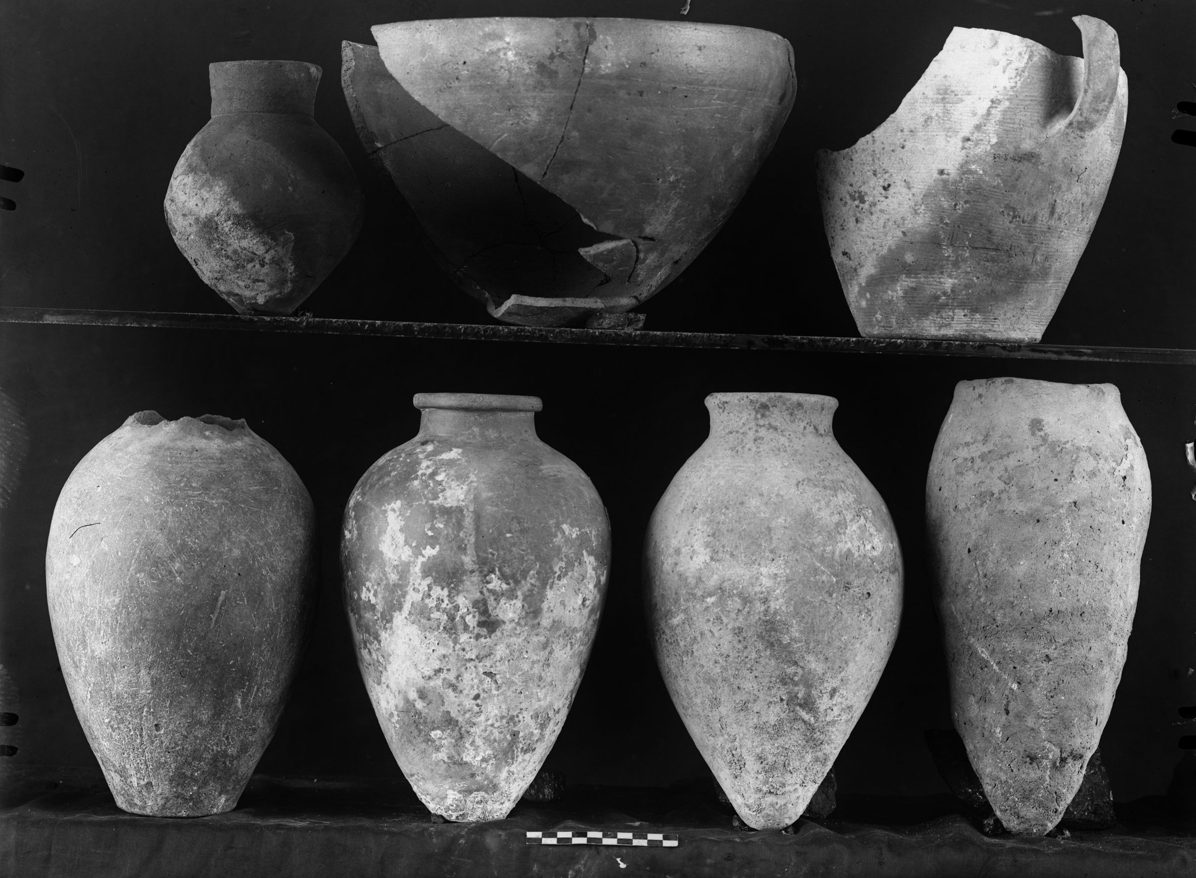 Object(s) photograph: Site: Giza; view: G 2430, G 2243
