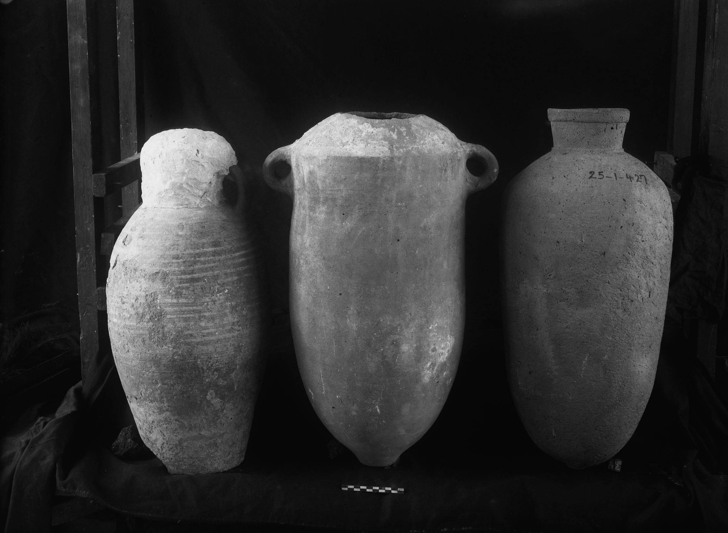 Object(s) photograph: Site: Giza; view: G 7410-7420, G 7777, G 1220