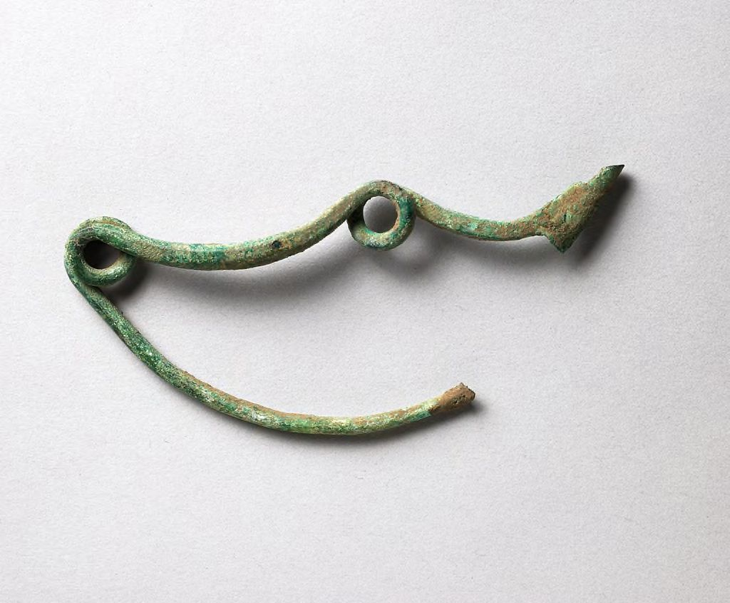 Serpentine Fibula