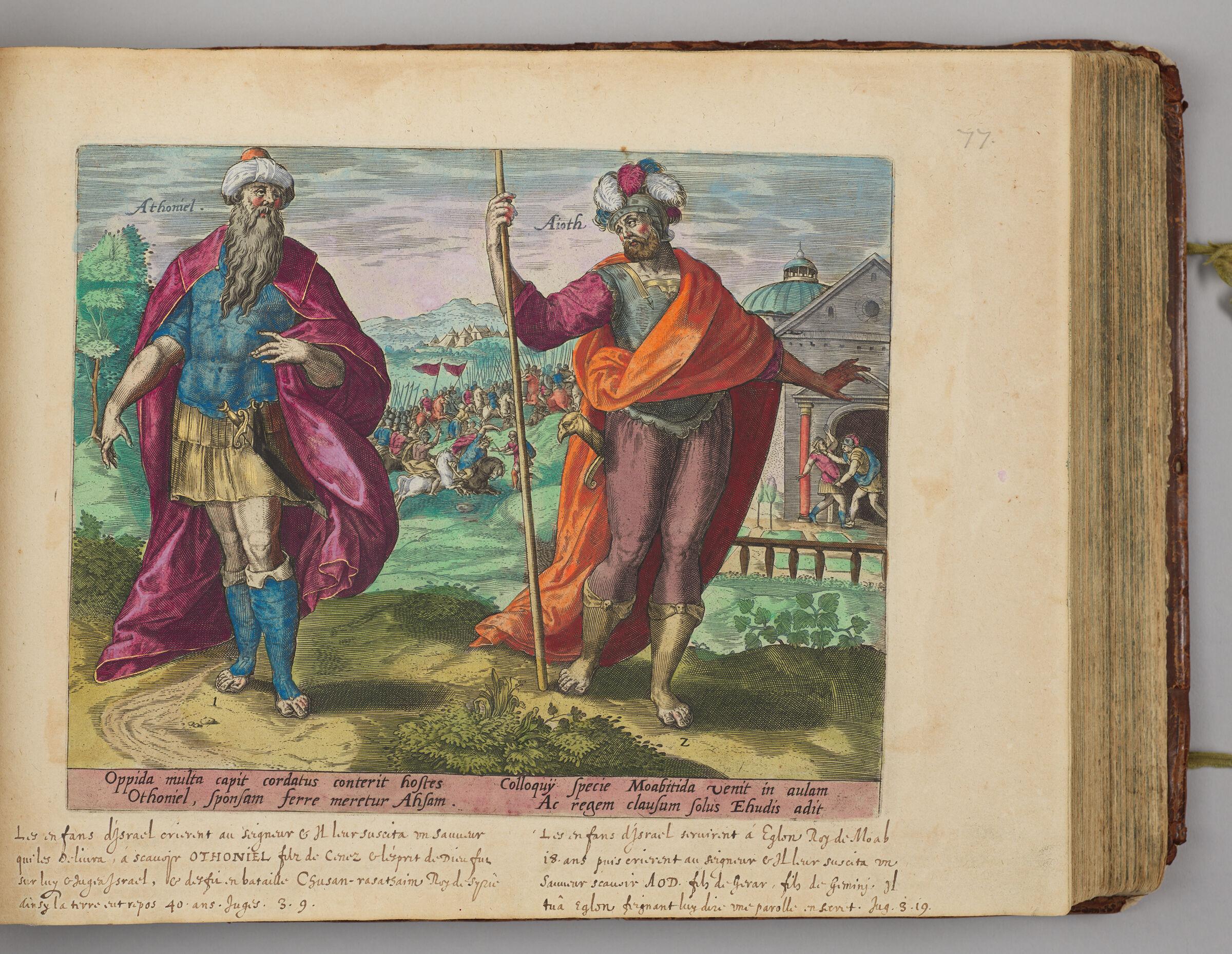 Othniel And Ehud