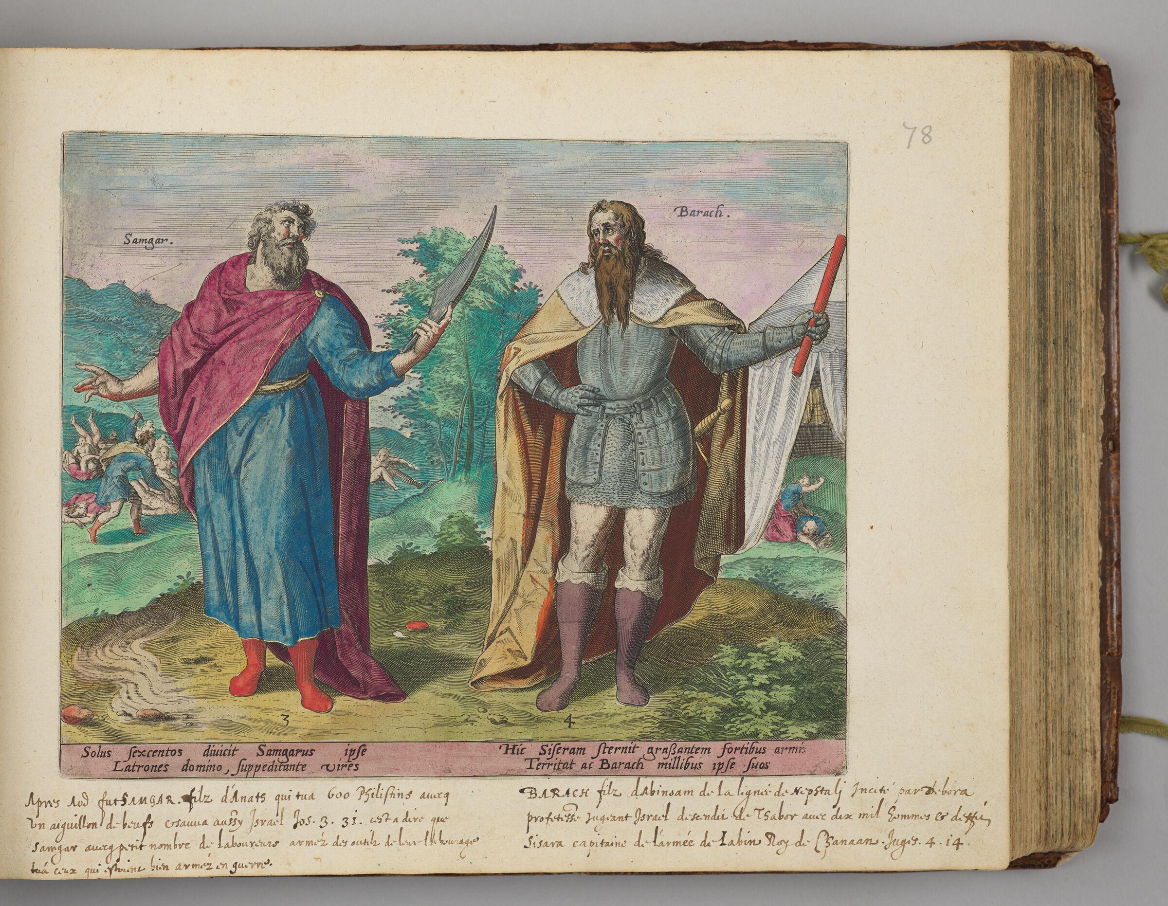 Shamgar And Barak