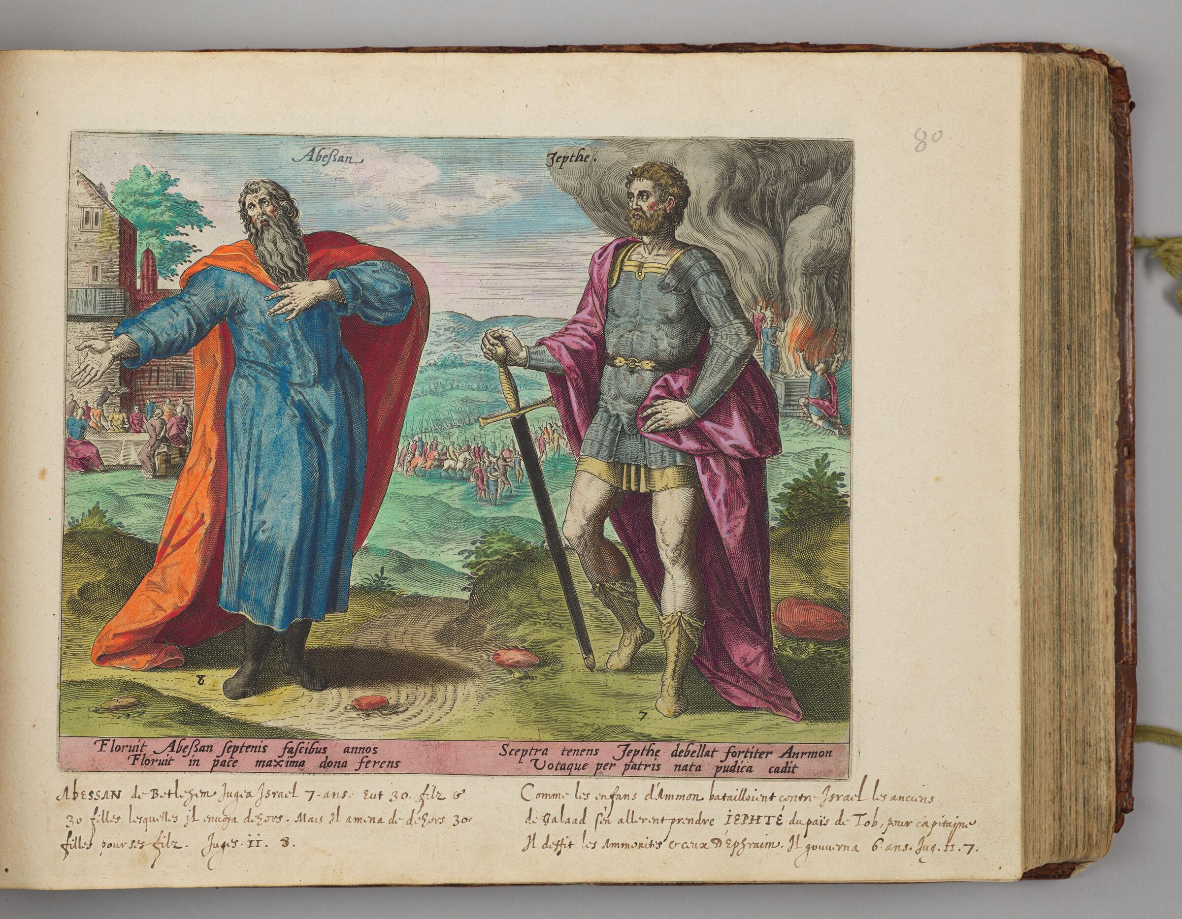 Ibzan And Jephthah
