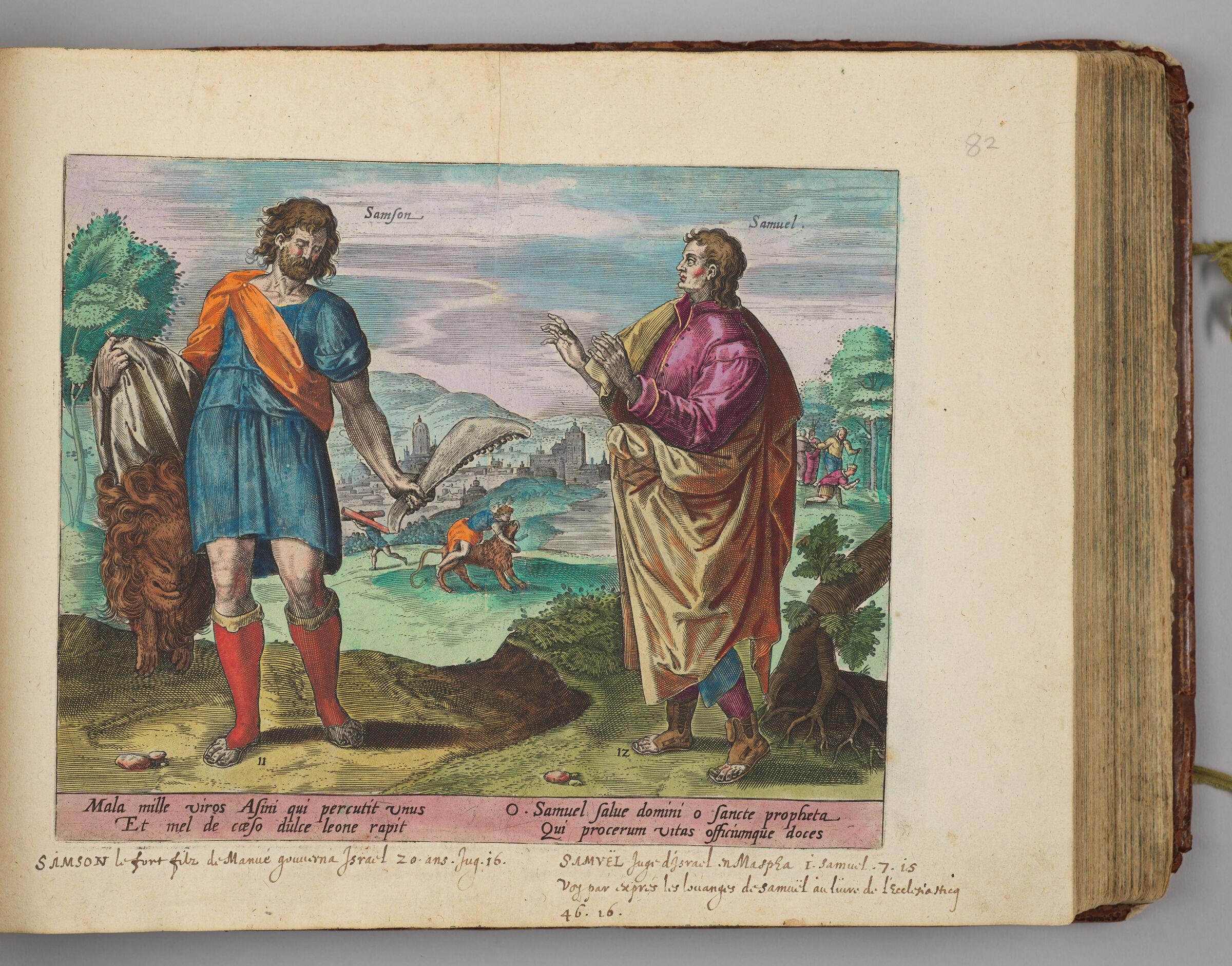 Samson And Samuel