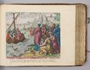 Christ Relating The Parable From A Ship