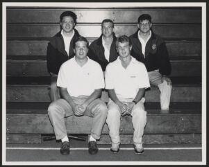 Men's golf team, Digital Object