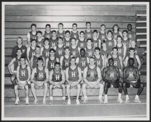 Harvard men's cross-country team, Digital Object