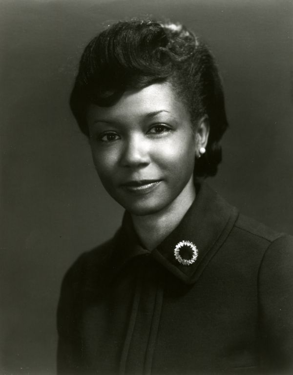 Portrait of Mildred Jefferson
