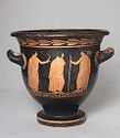 Bell Krater (Bowl For Mixing Wine And Water): Torch Race
