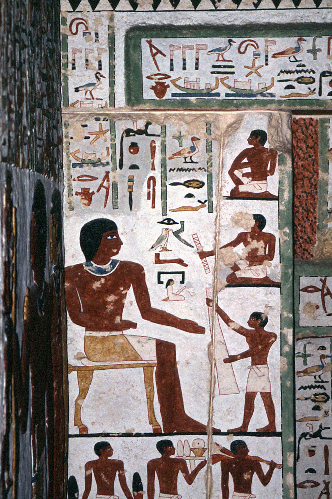 Object(s) photograph: Site: Giza; view: G 2100-I