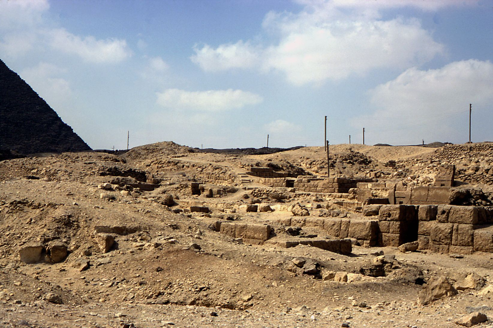 Western Cemetery: Site: Giza; View: G 2197