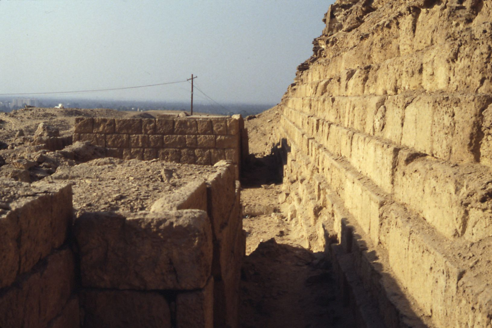 Western Cemetery: Site: Giza; View: G 1029, G 1027, G 2000
