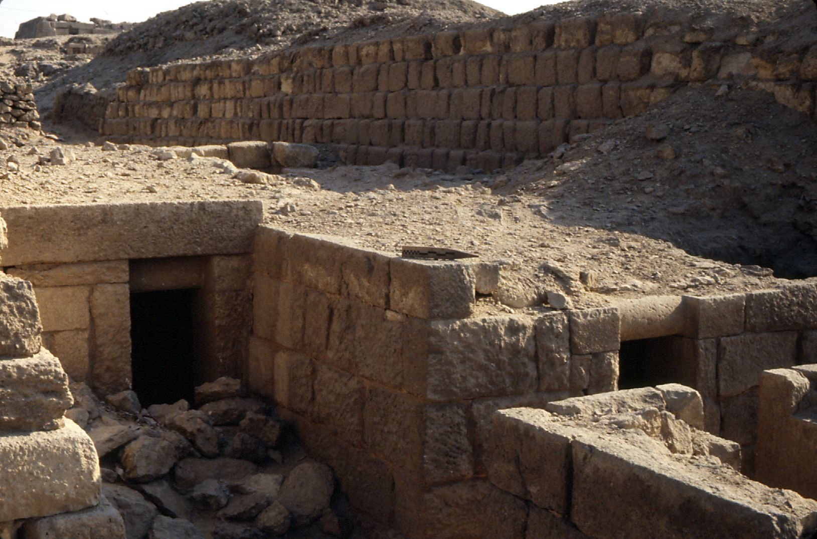 Western Cemetery: Site: Giza; View: G 1204, G 1205