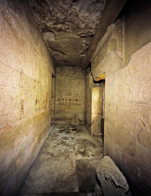 Western Cemetery: Site: Giza; View: G 5150
