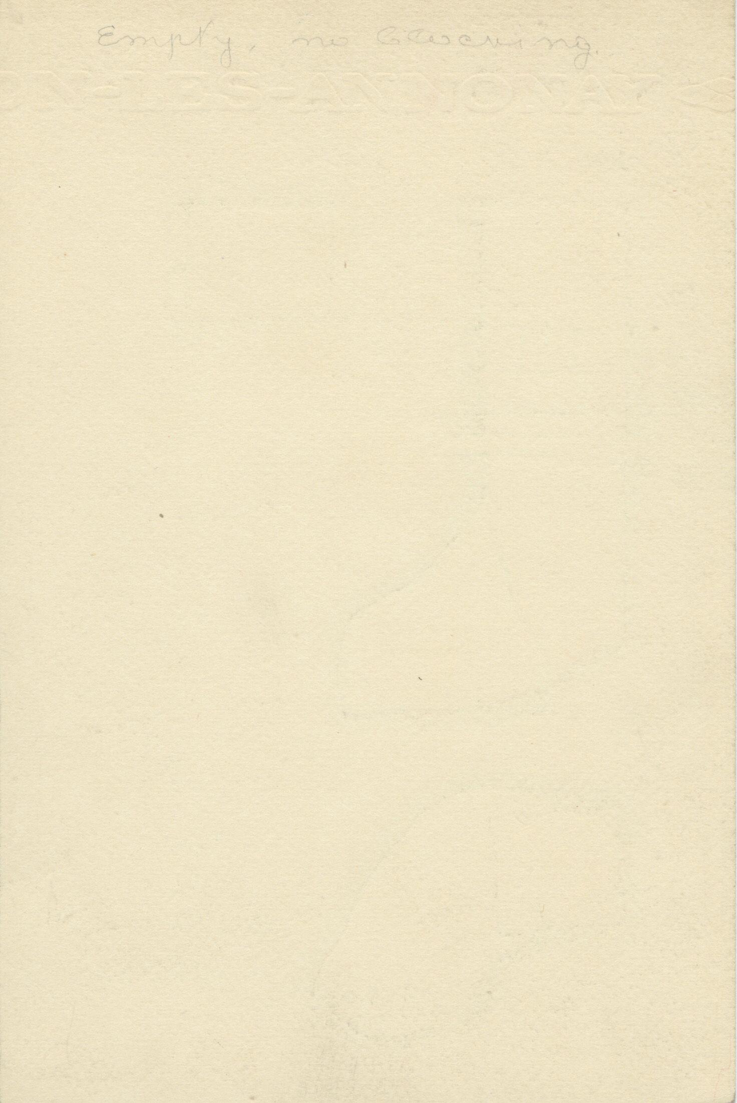 Notes: G 1158, Shaft D, notes