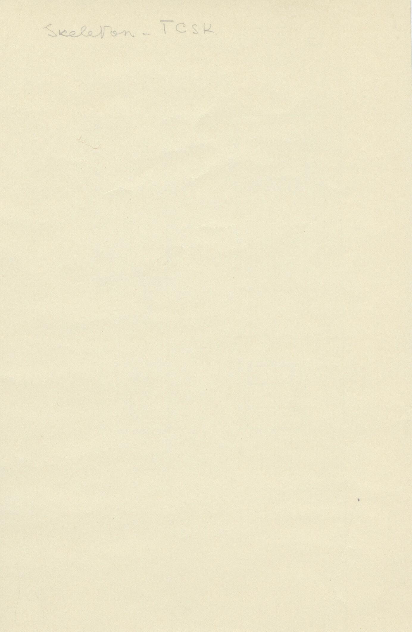 Notes: G 2196, Shaft H (I), notes