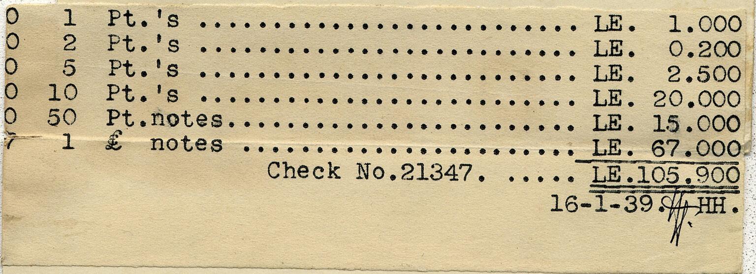 Notes: G 2320 = G 5280, Shaft I